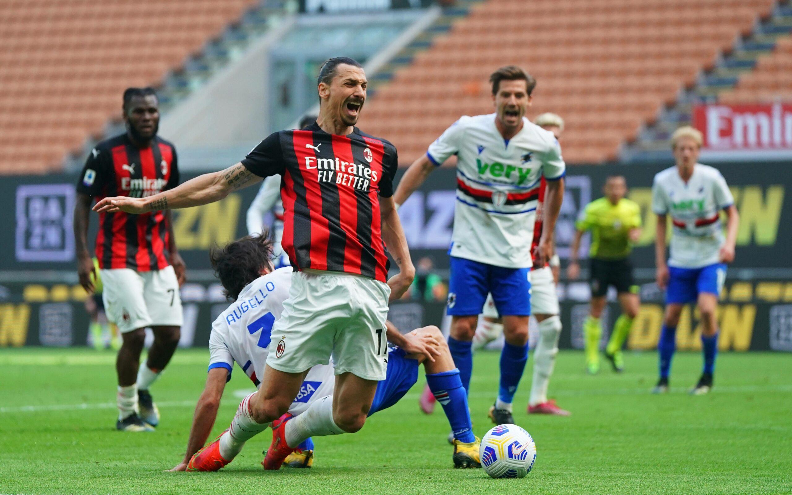 Milan Sampdoria Genua