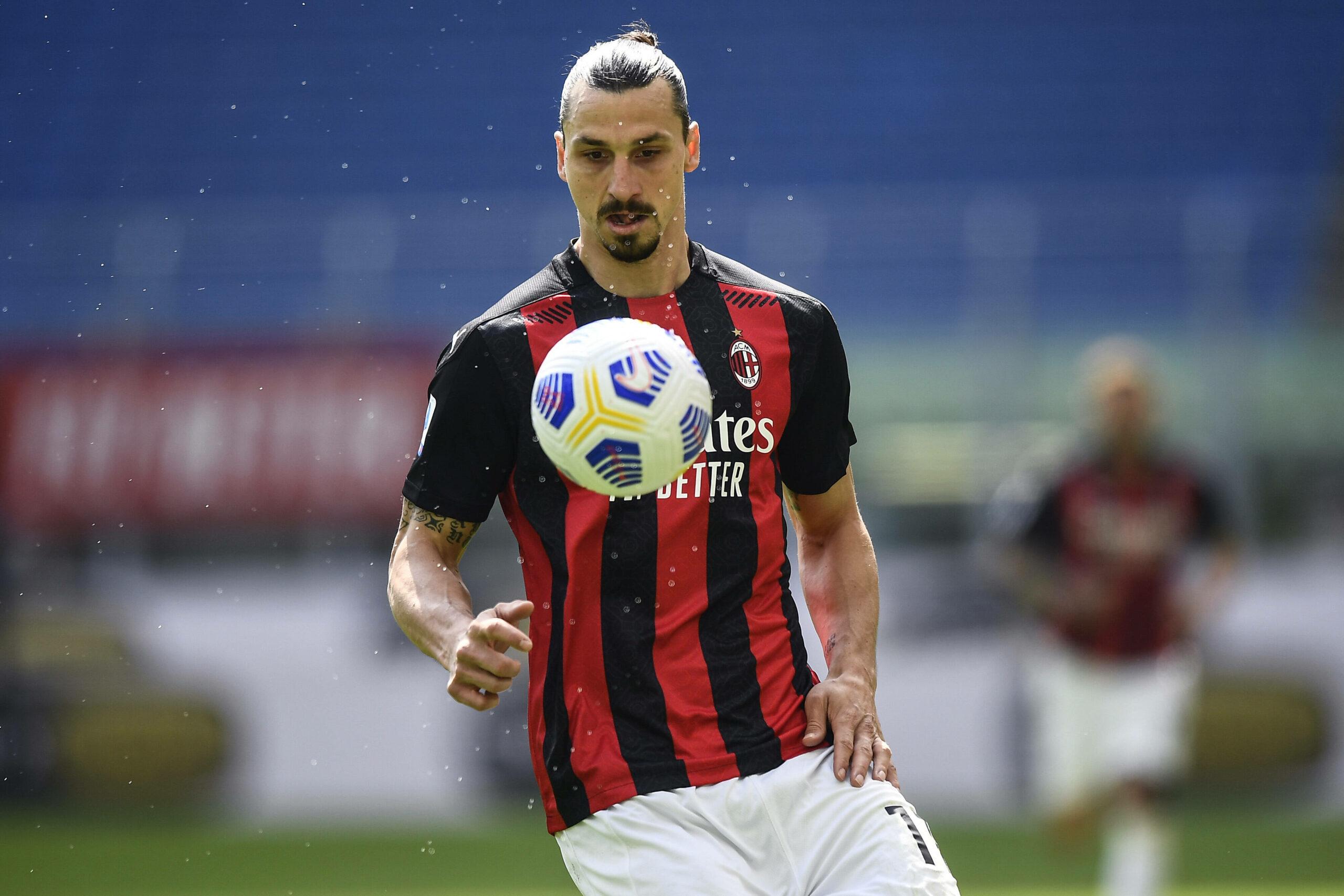AC Milan Ibrahimovic
