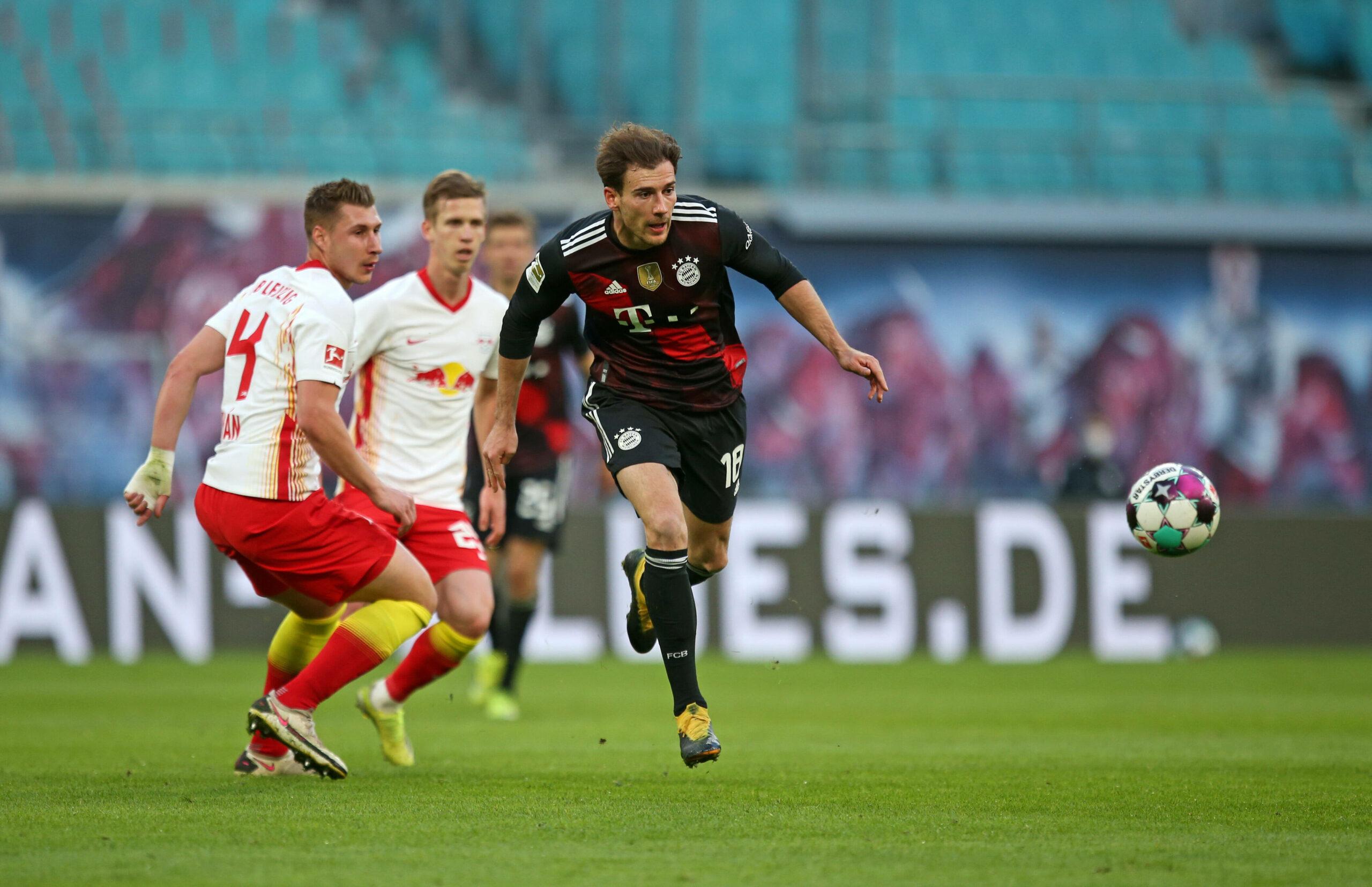 Goretzka FC Bayern