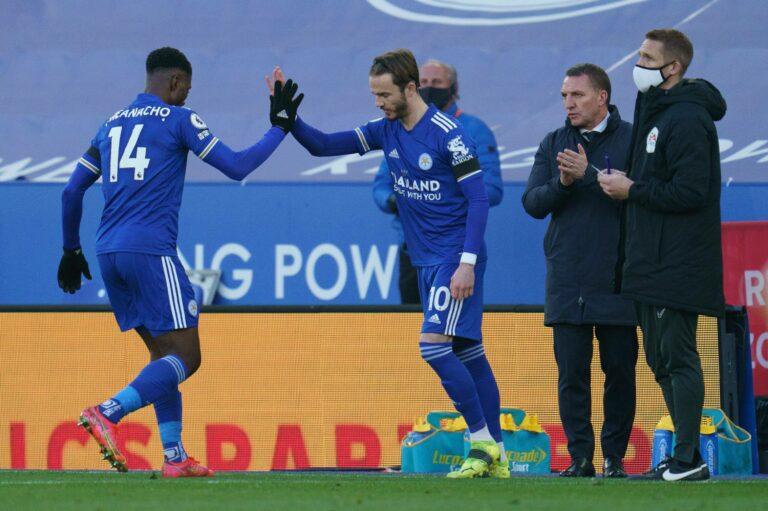 West Ham empfängt Leicester im Kampf um die Champions League