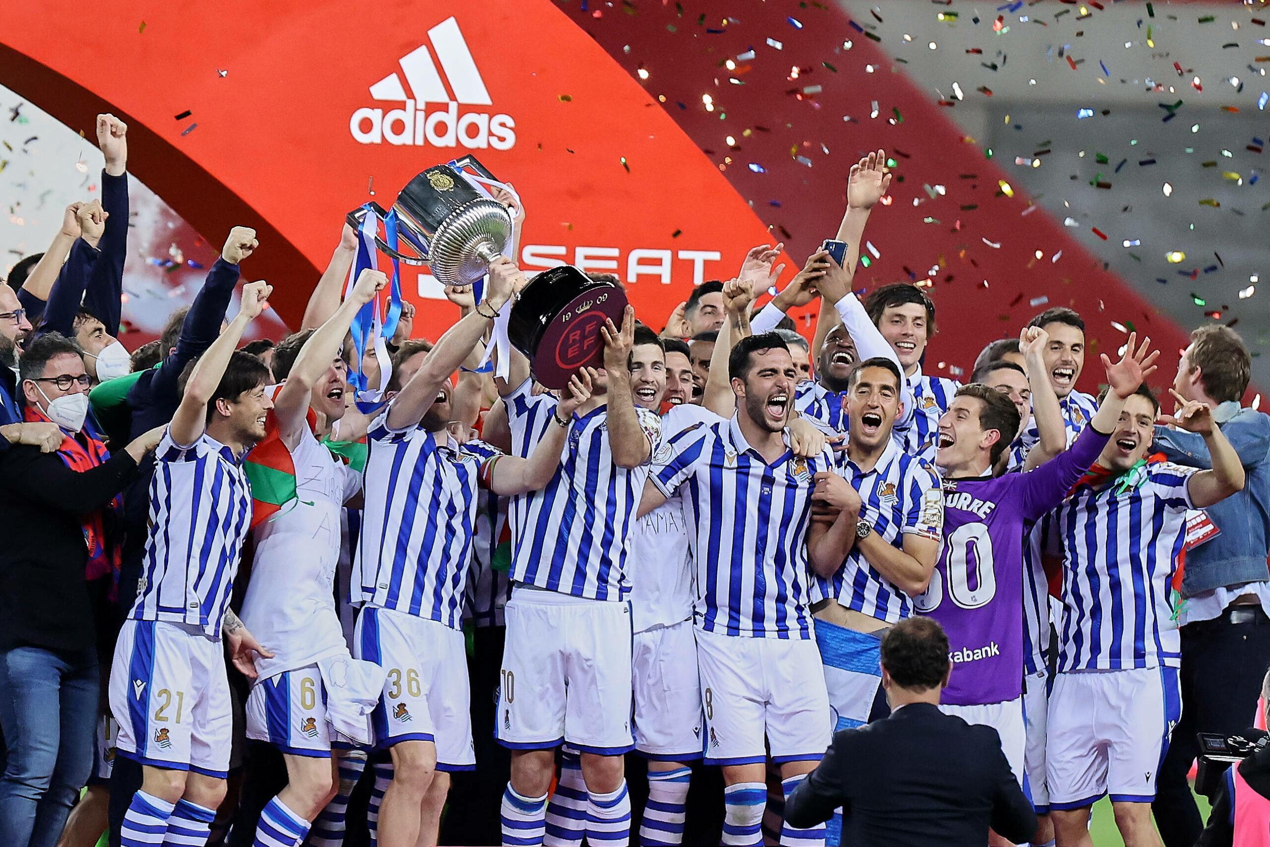 Copa del Rey Real Sociedad Bilbao