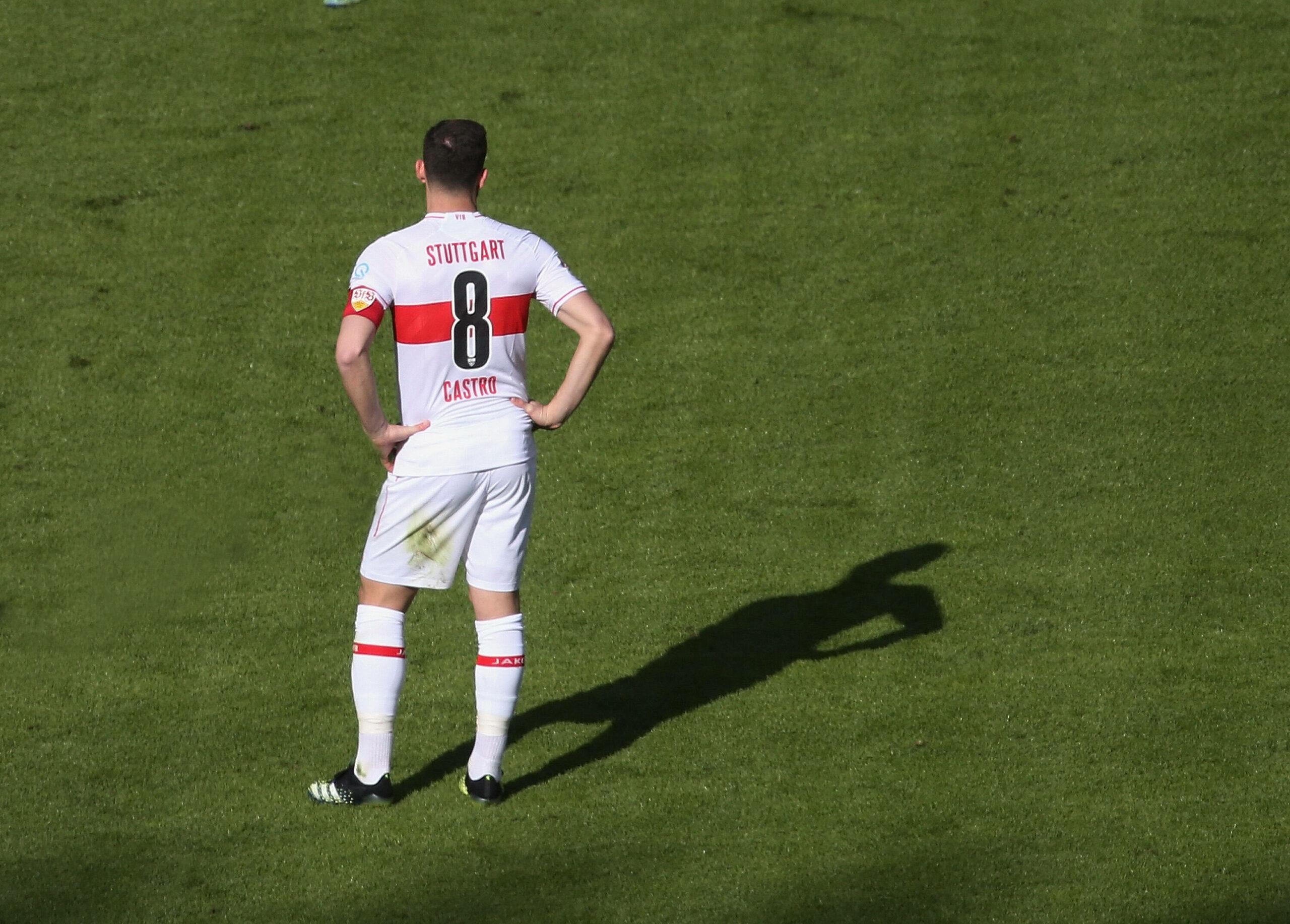 Gonzalo Castro (VfB Stuttgart) gegen Werder Bremen