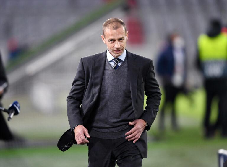Super League | UEFA-Präsident Ceferin will Konsequenzen für Topklubs