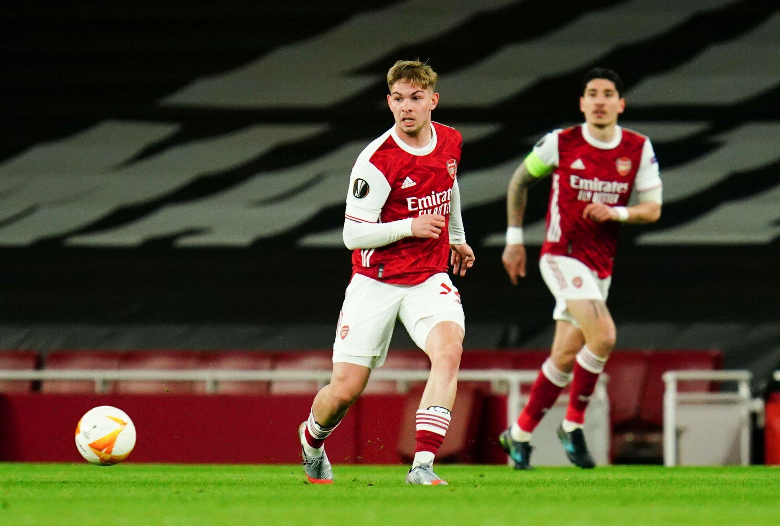 Arsenal Smith Rowe