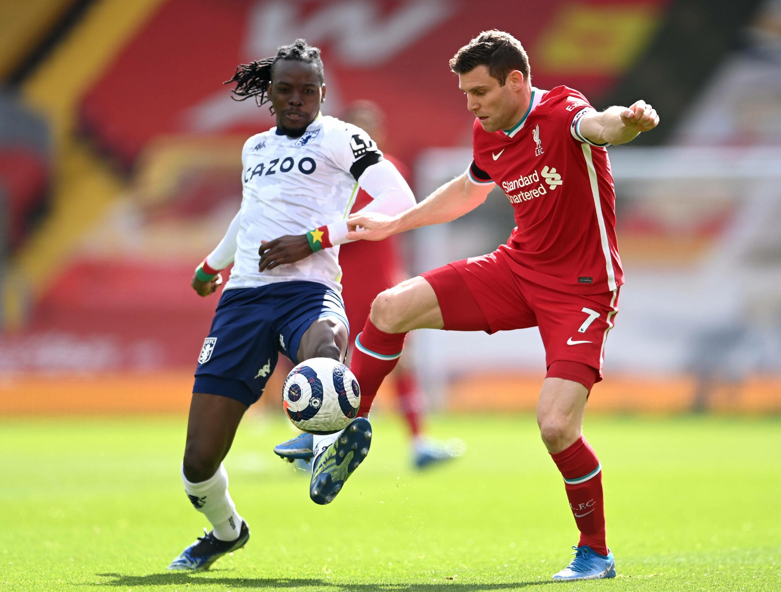 Liverpool Villa