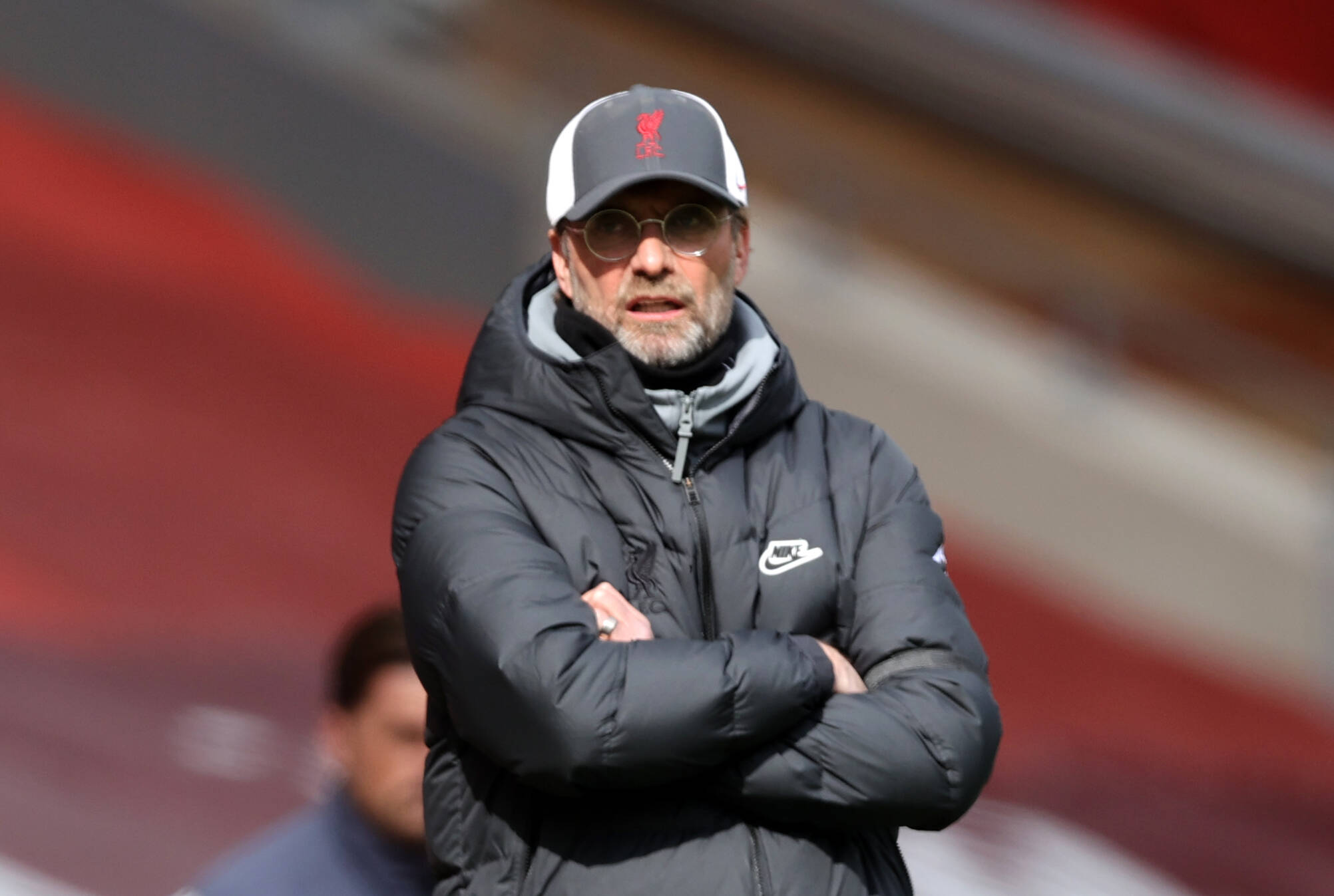 Jürgen Klopp (FC Liverpool) gegen Aston Villa