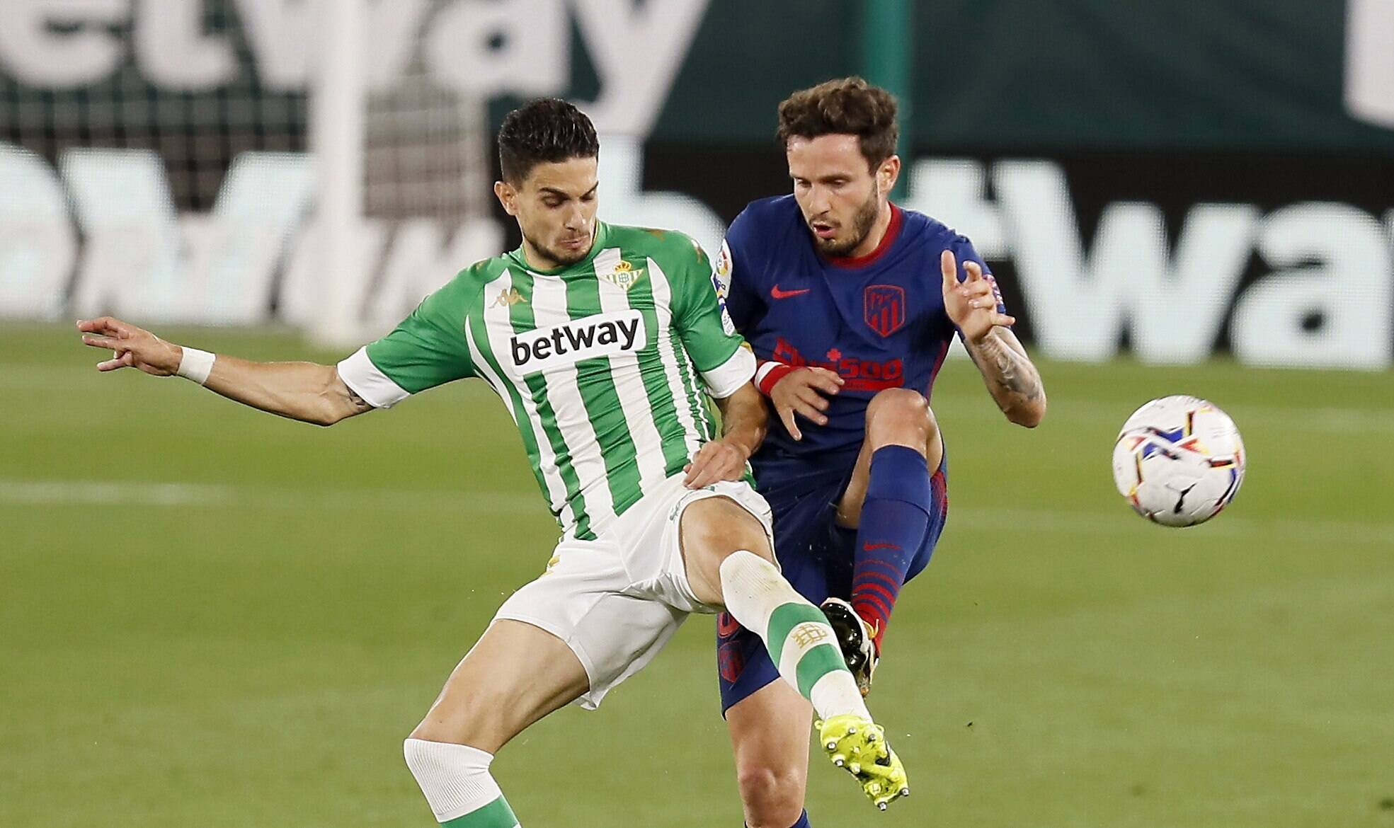 Real Betis Atletico