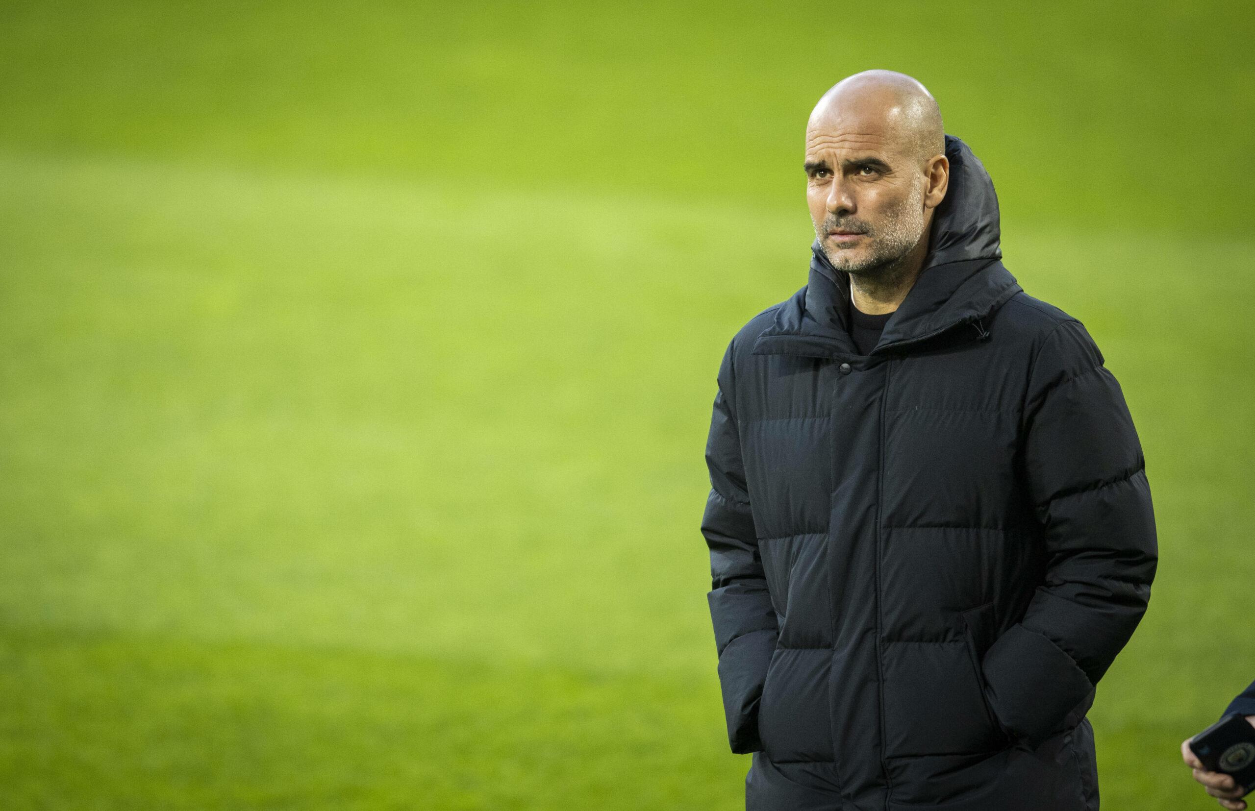 Manchester City Guardiola Rotation FA-Cup
