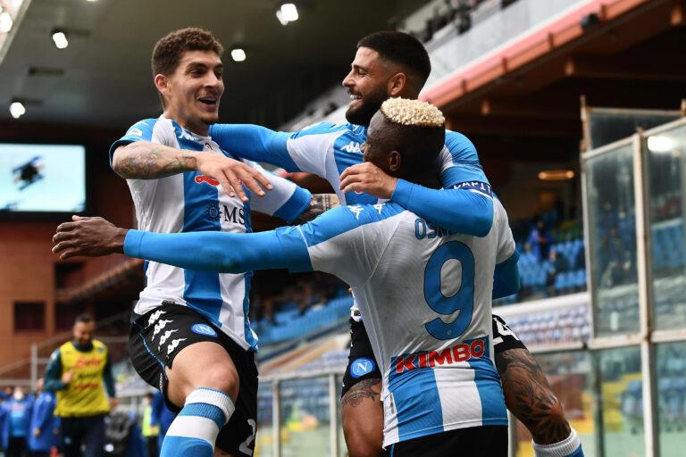 Napoli vs. Inter: Die letzte große Hürde vor dem Titel?