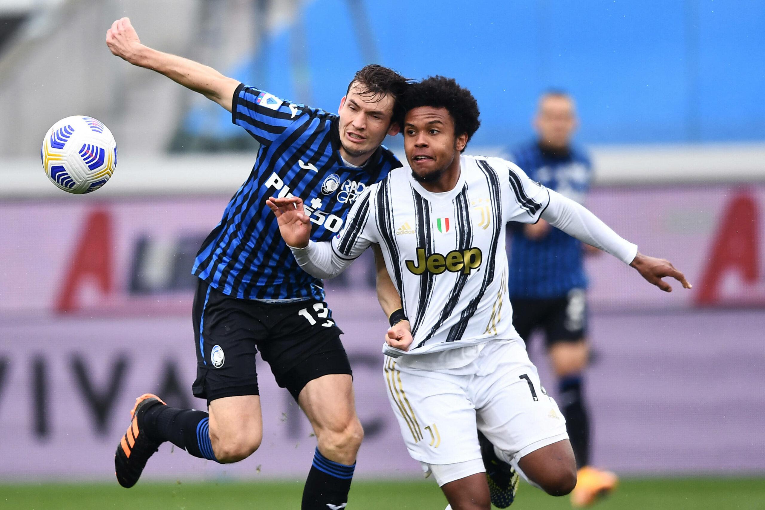 Bergamo Juventus Turin