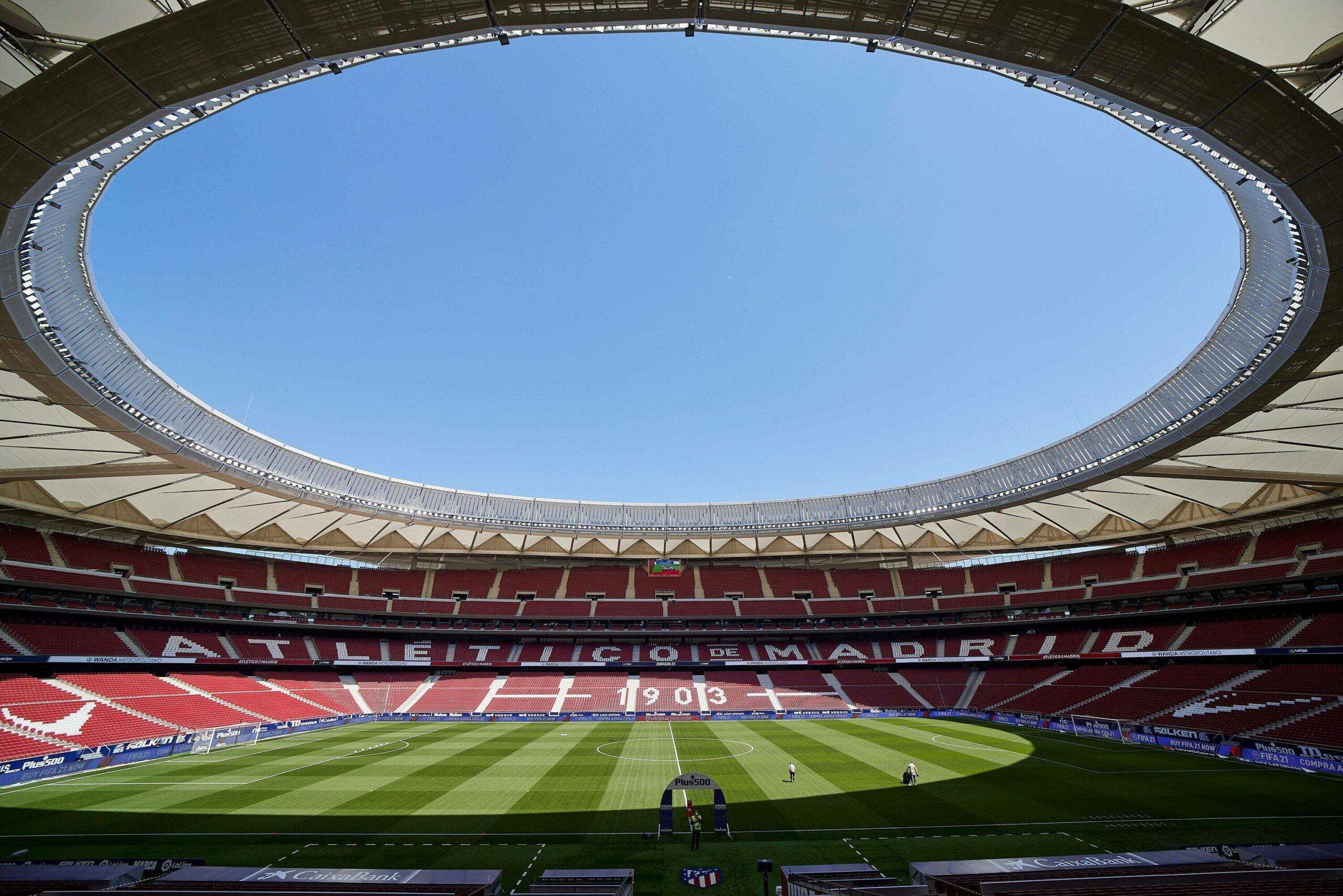 Super League Atletico Inter