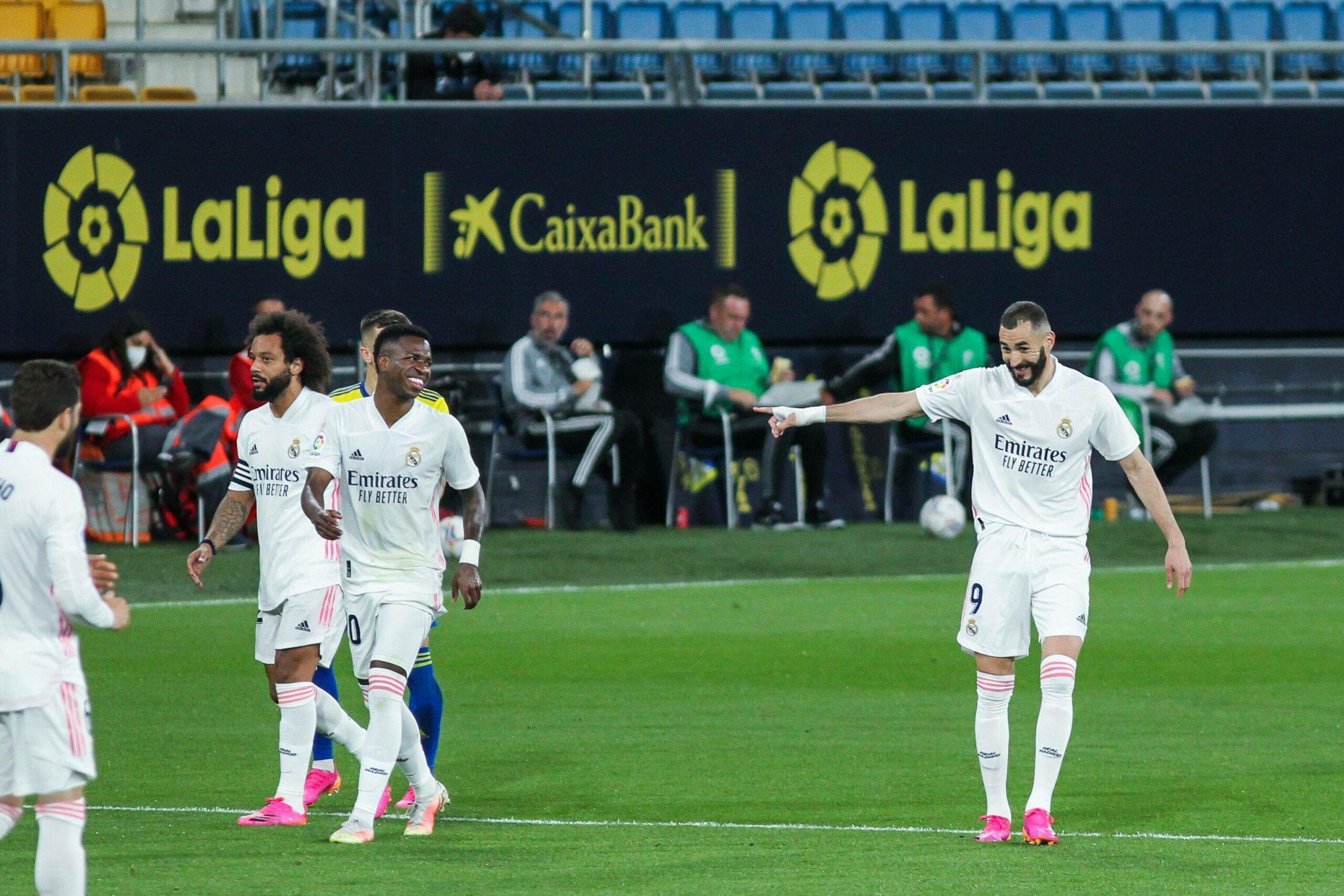 Cadiz Real Madrid