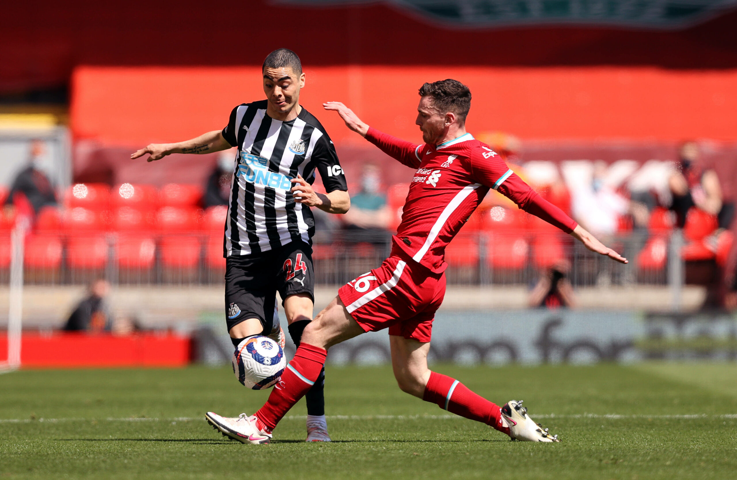 FC Liverpool Newcastle