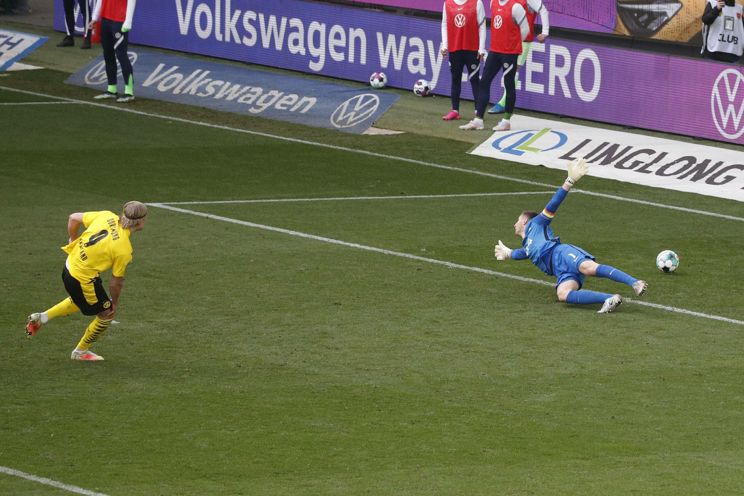 Haaland Bundesliga