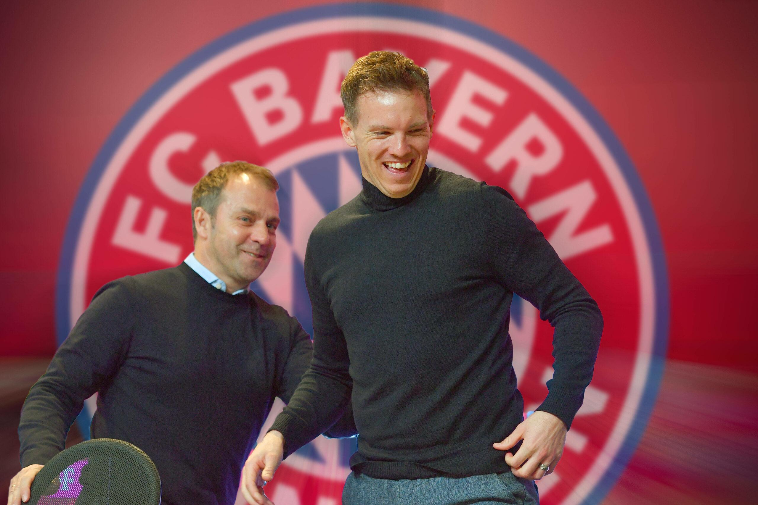 Bayern Flick Nagelsmann
