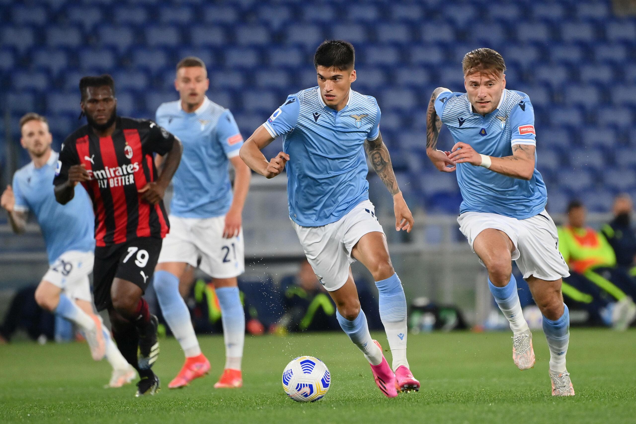 Lazio Rom AC Milan