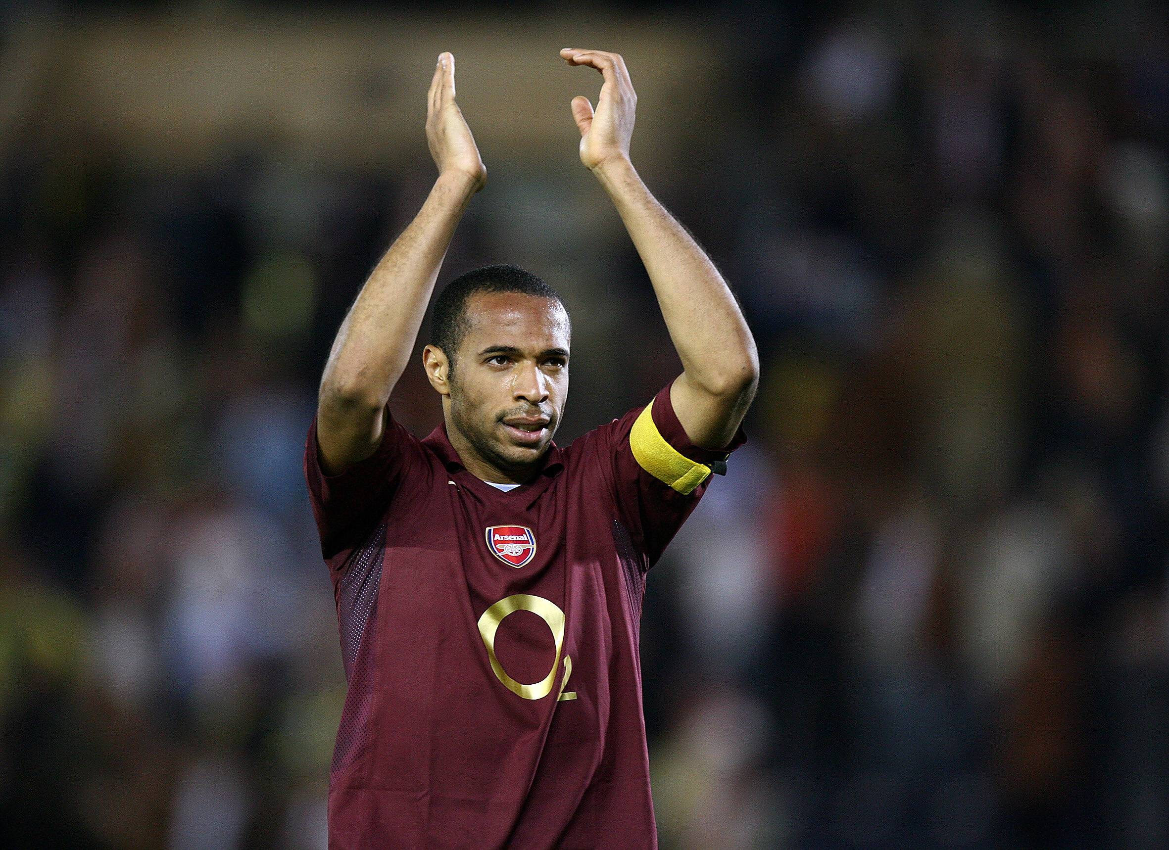 Thierry Henry (FC Arsenal)