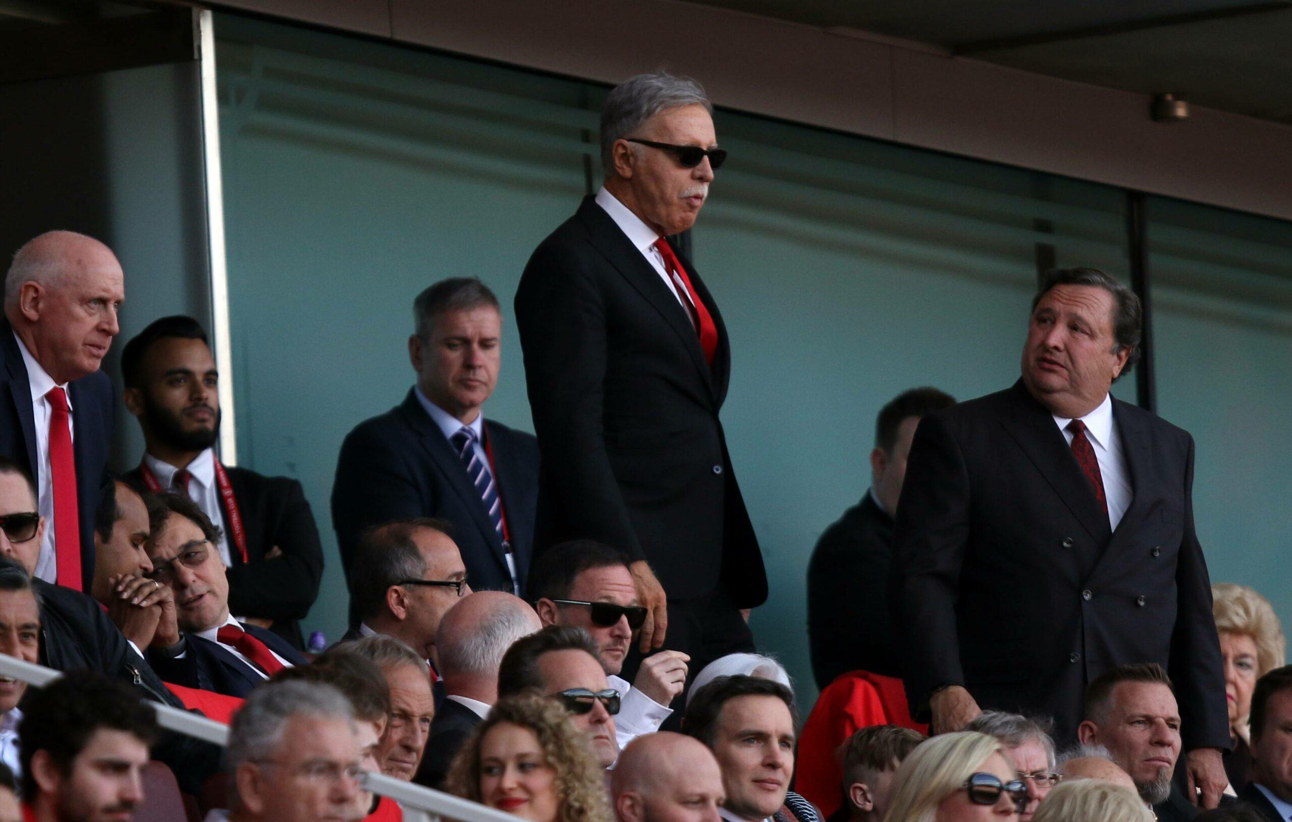 Stan Kroenke Besitzer des FC Arsenal