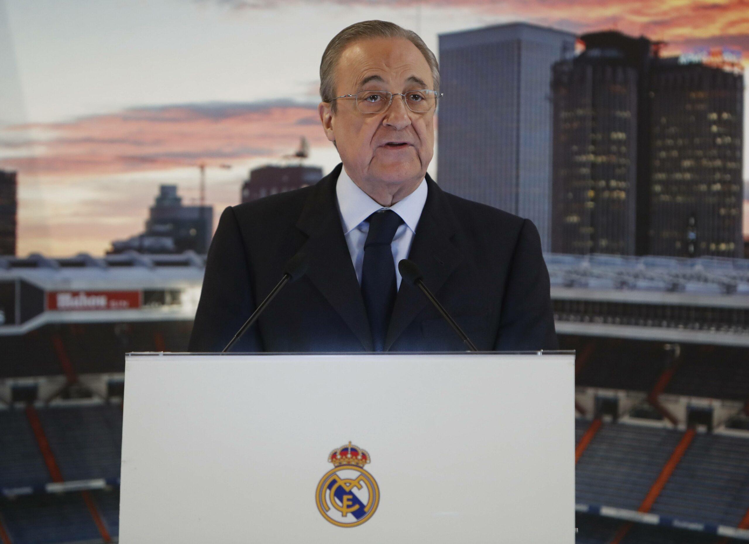 Florentino Pérez (Real Madrid)