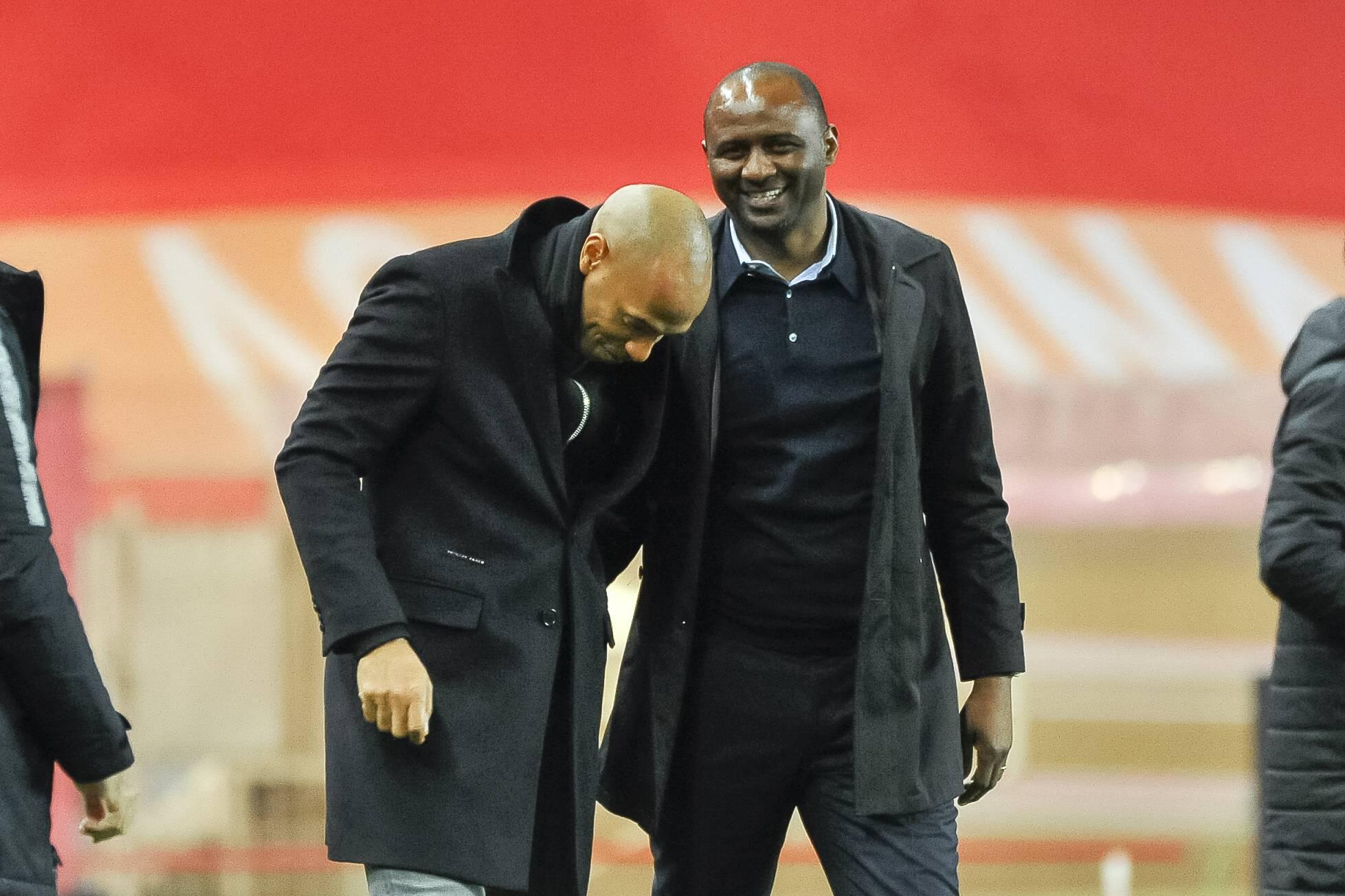 Patrick Vieira Thierry Henry