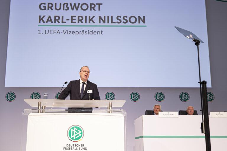 """Vizepräsident der UEFA droht Super League mit Konsequenzen: """"Beispielloser Verrat"""""""