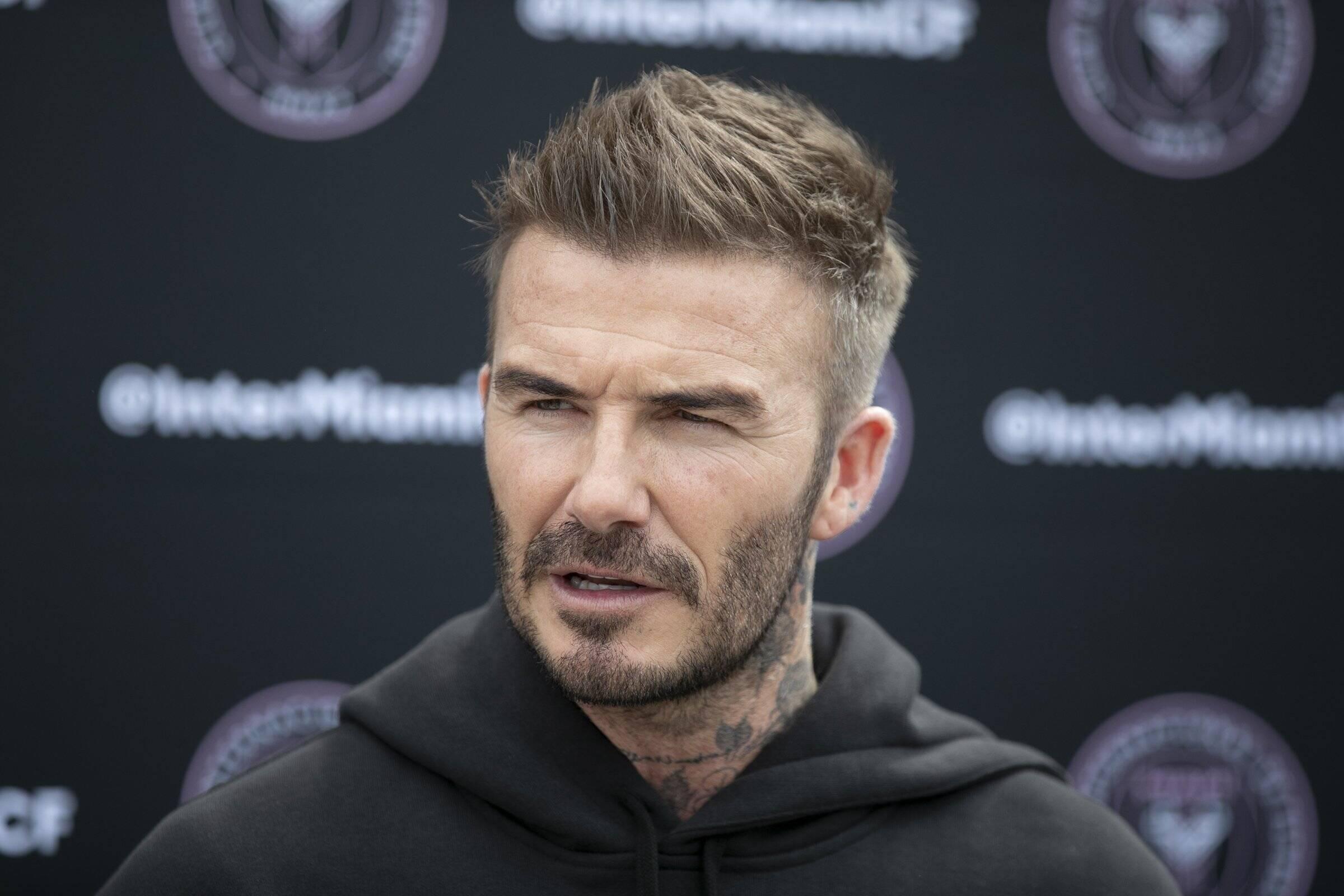 David Beckham, Besitzer von Inter Miami
