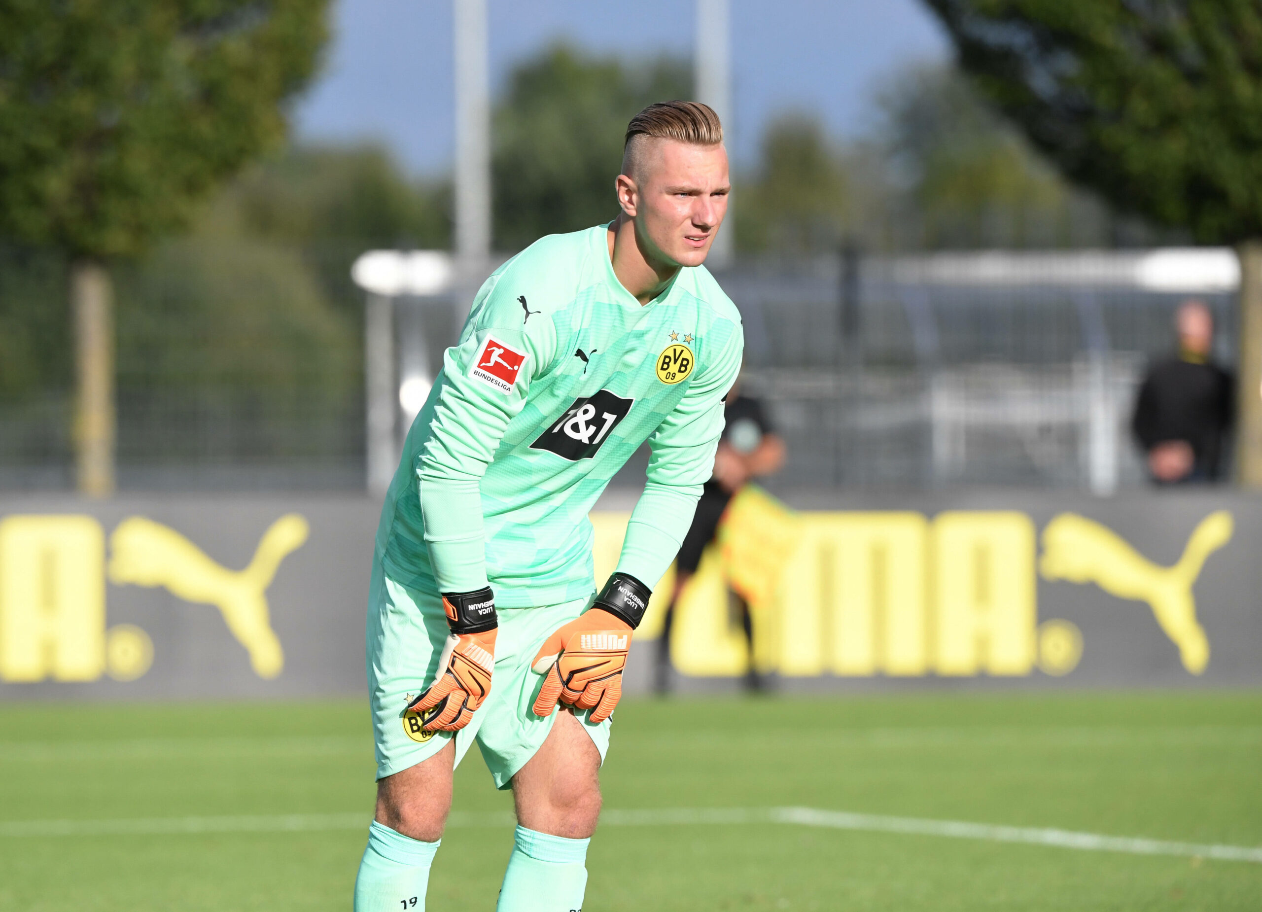 Luca Unbehaun (Borussia Dortmund)