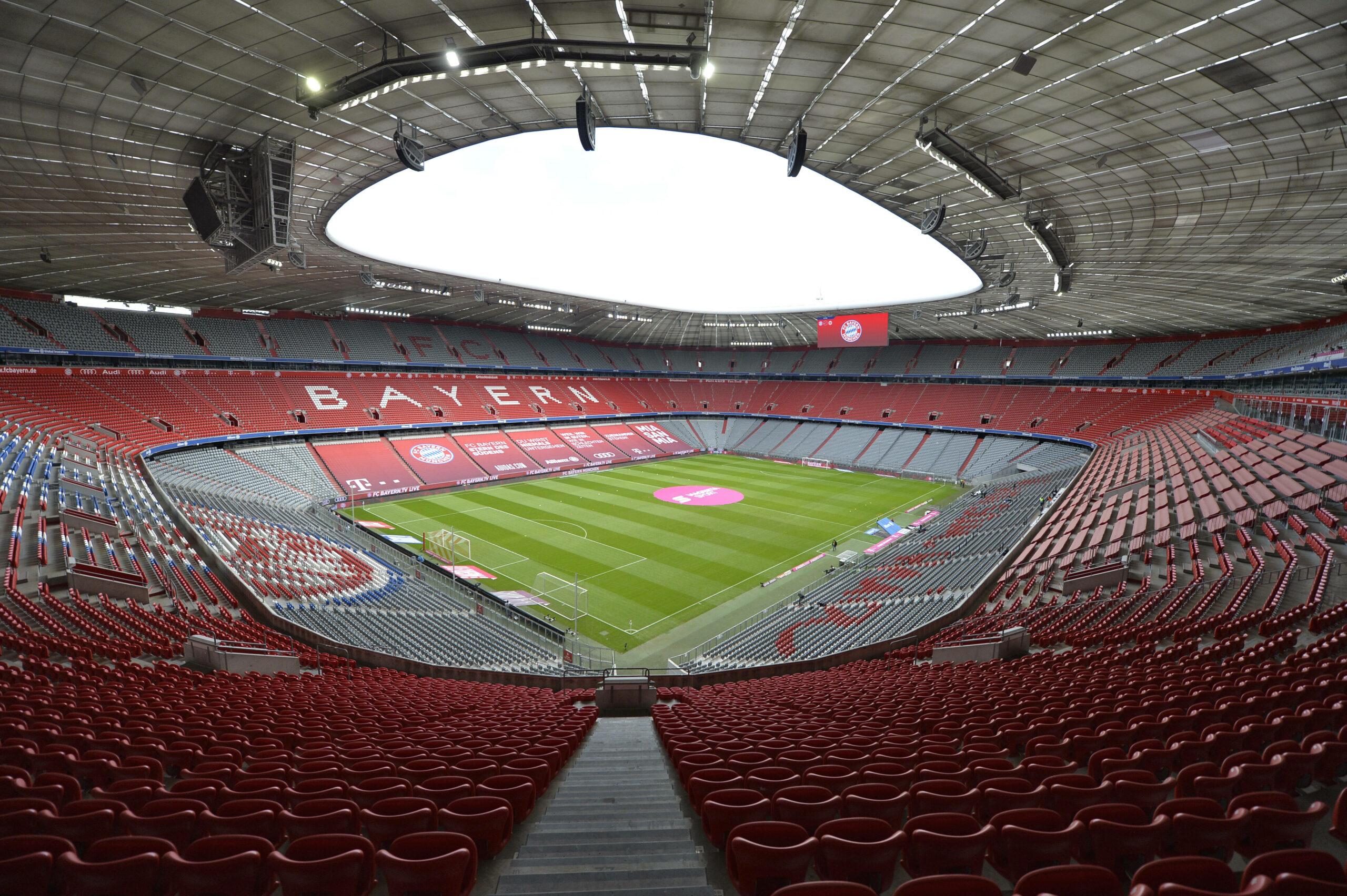 München Zuschauer EM UEFA