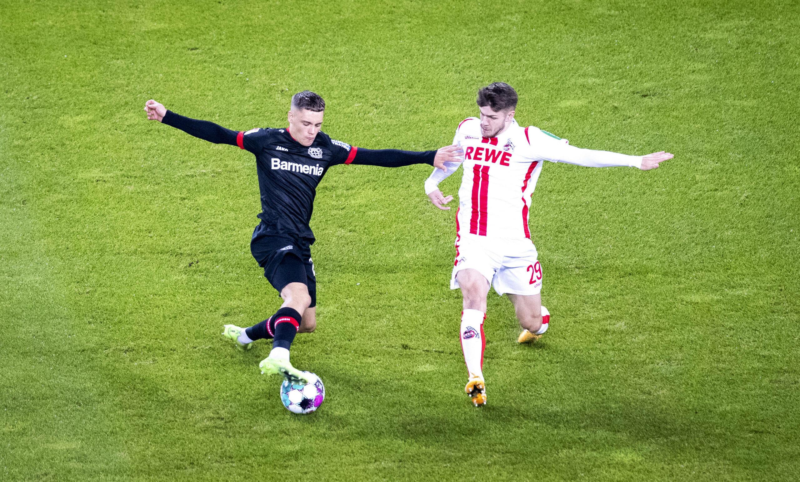Leverkusen 1.FC Köln