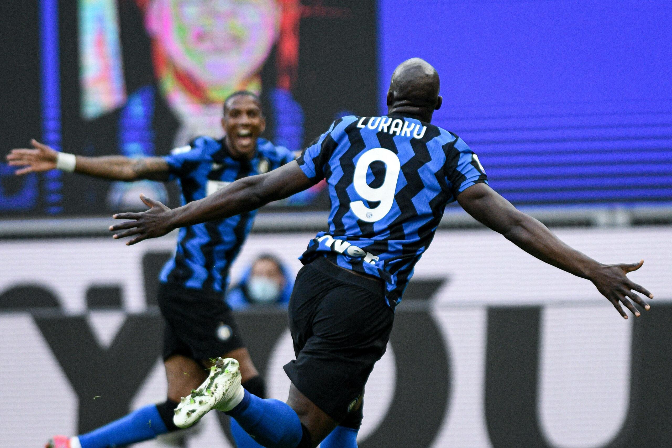 Lukaku erzielte gegen Sassuolo das 1:0 für Inter