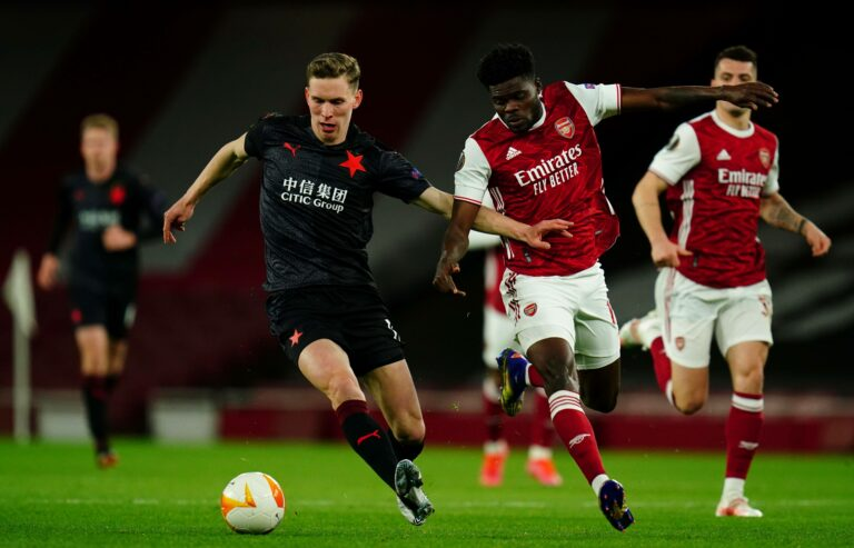 Slavia Prag empfängt Arsenal: Gunners bangen um Europa