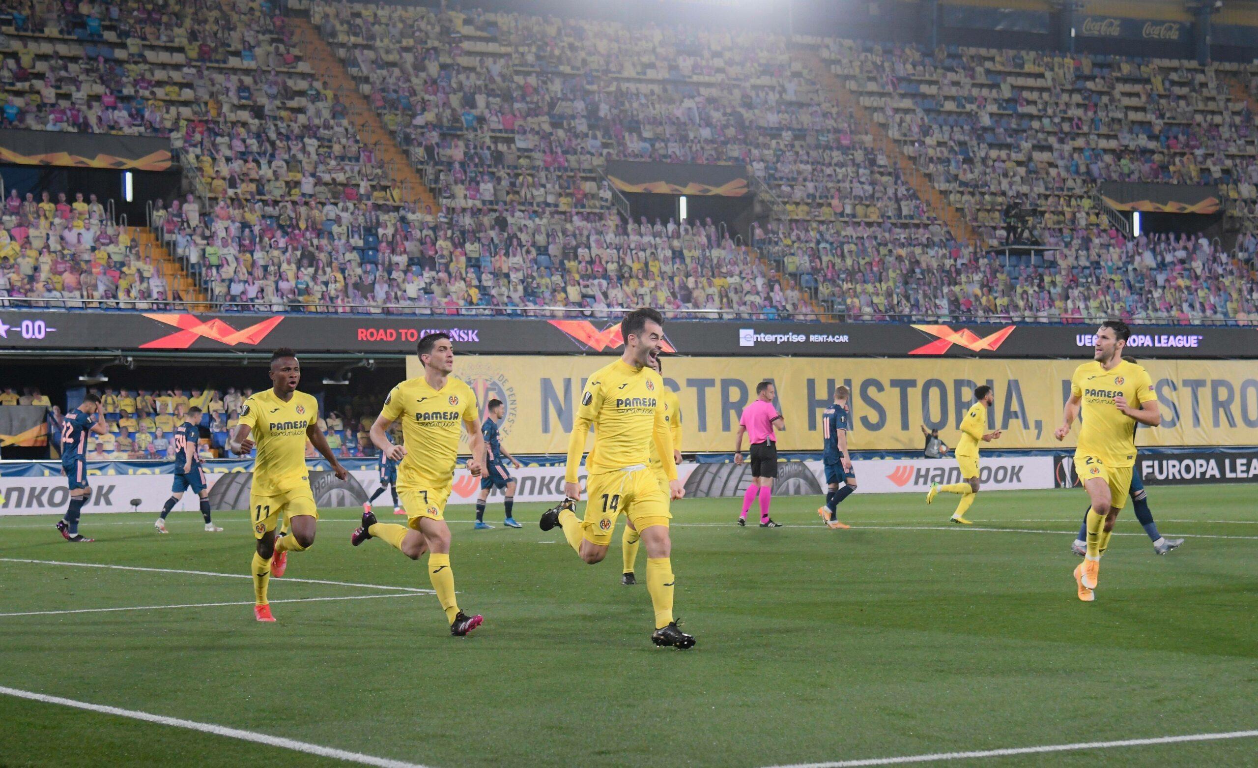 Villarreal gegen Arsenal