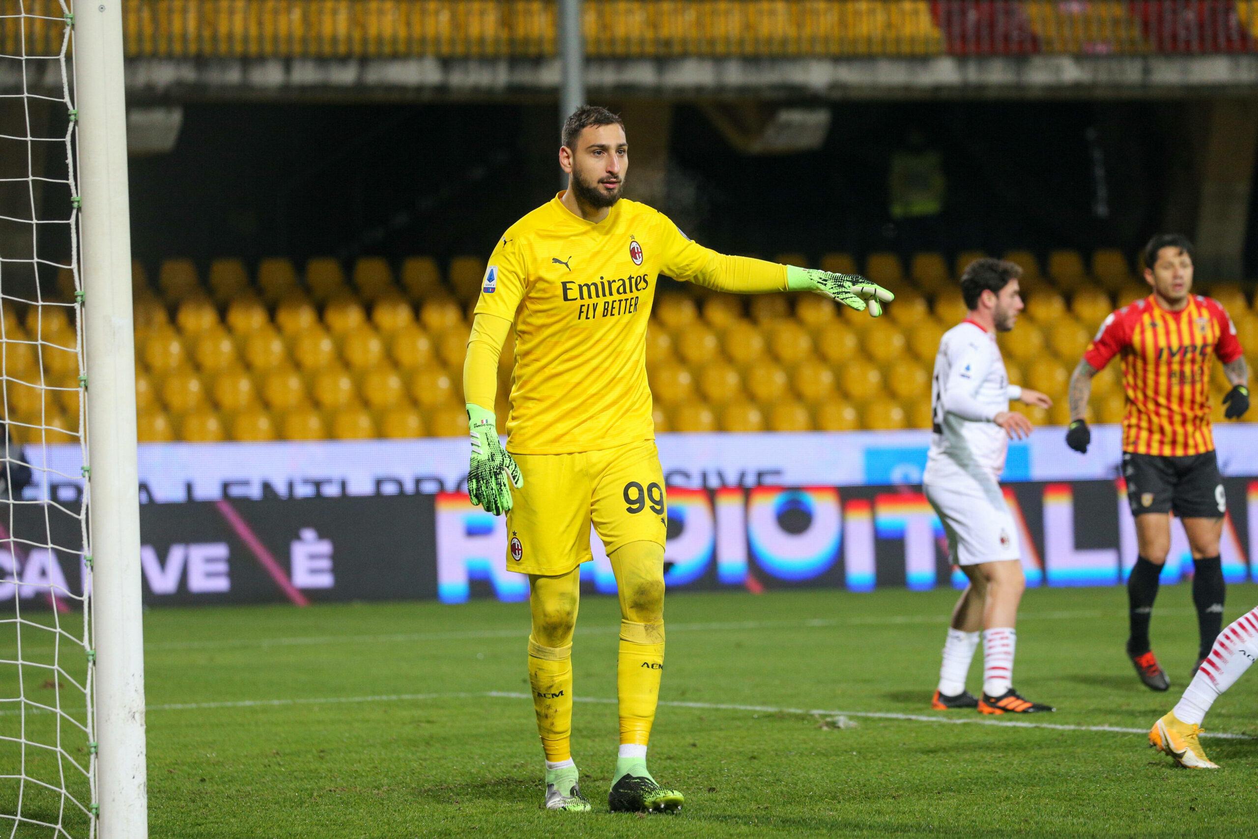 AC Milan Donnarumma Vertrag