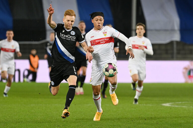 Stuttgart vs. Bielefeld: Europa-Träume gegen Abstiegsangst