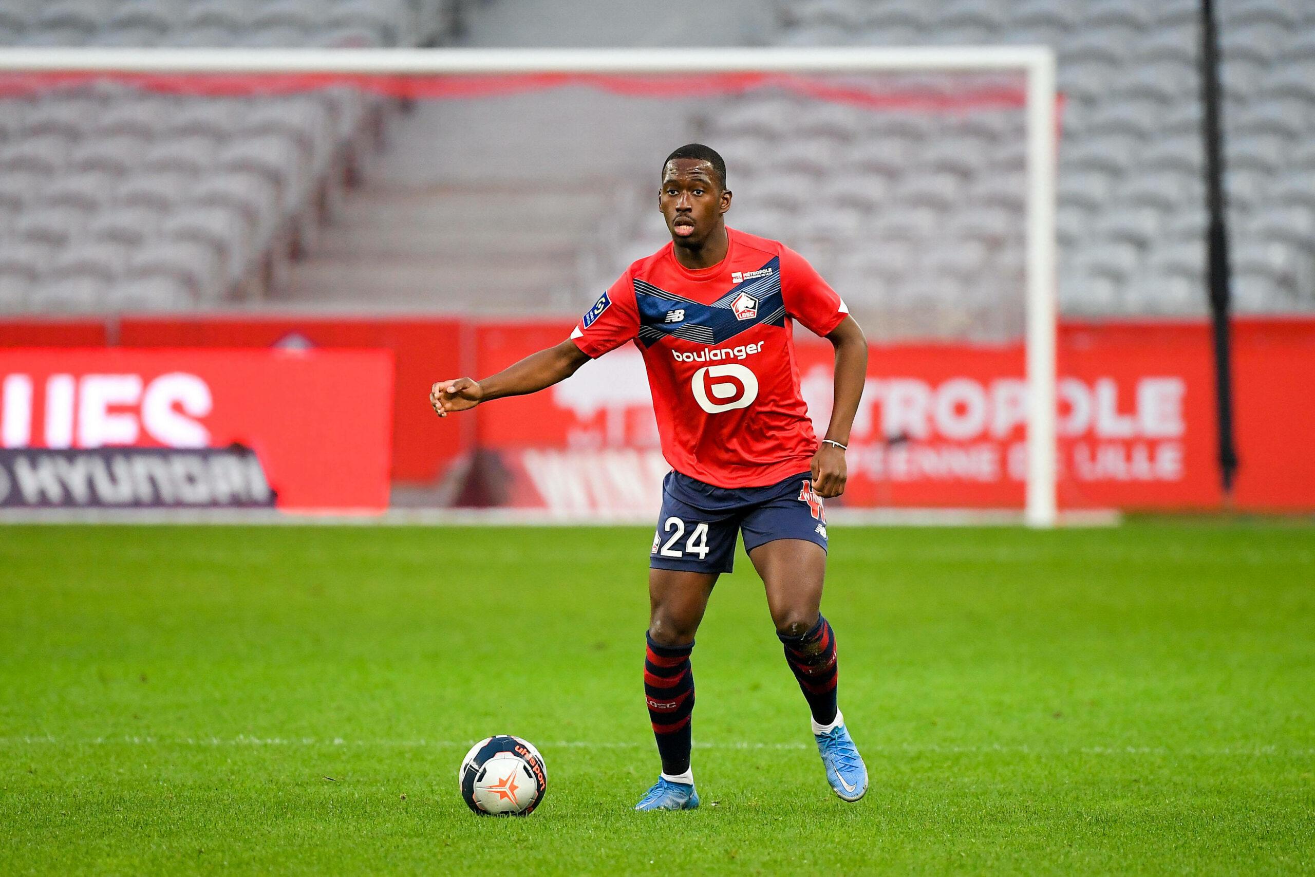 Boubakary Soumaré (Lille) gegen PSG