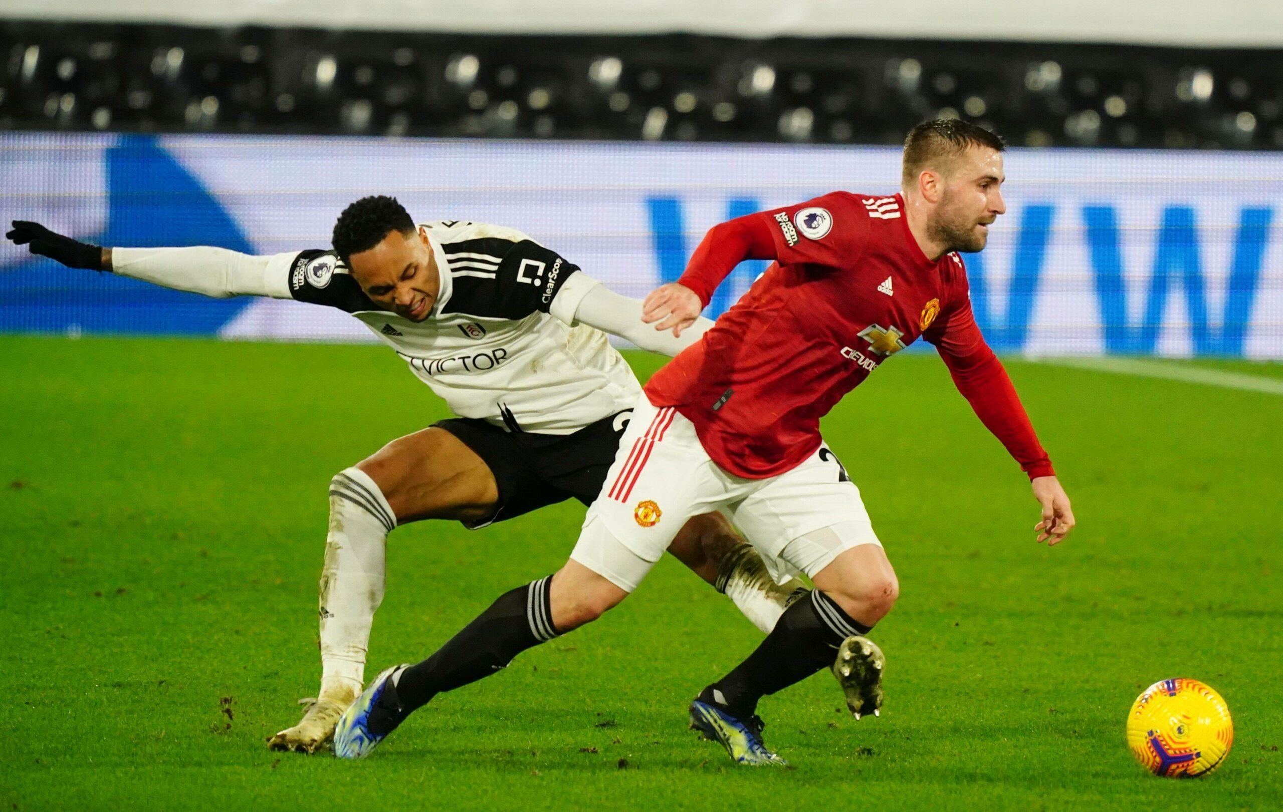 Manchester United FC Fulham