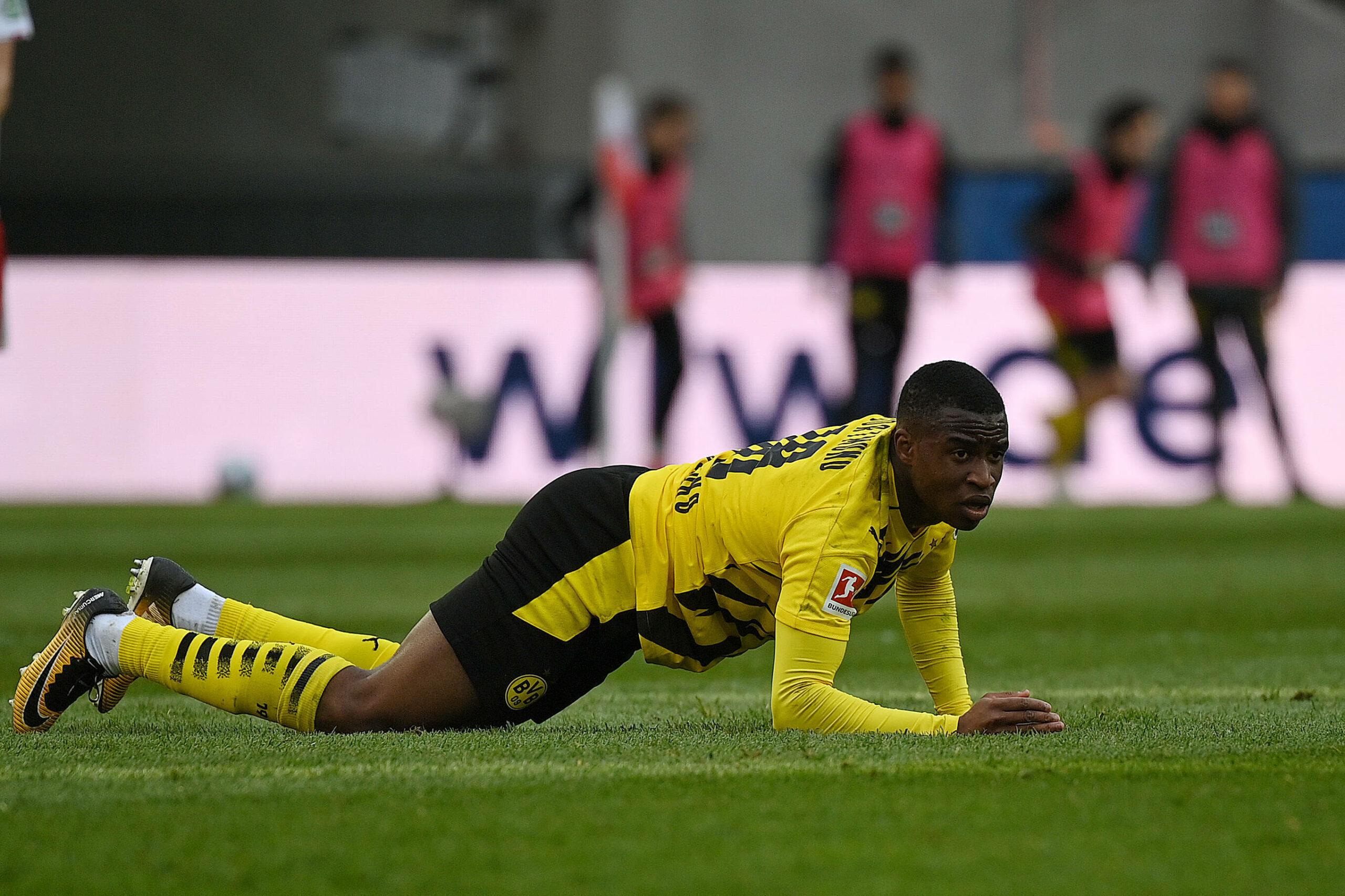 Moukoko Dortmund U21-EM