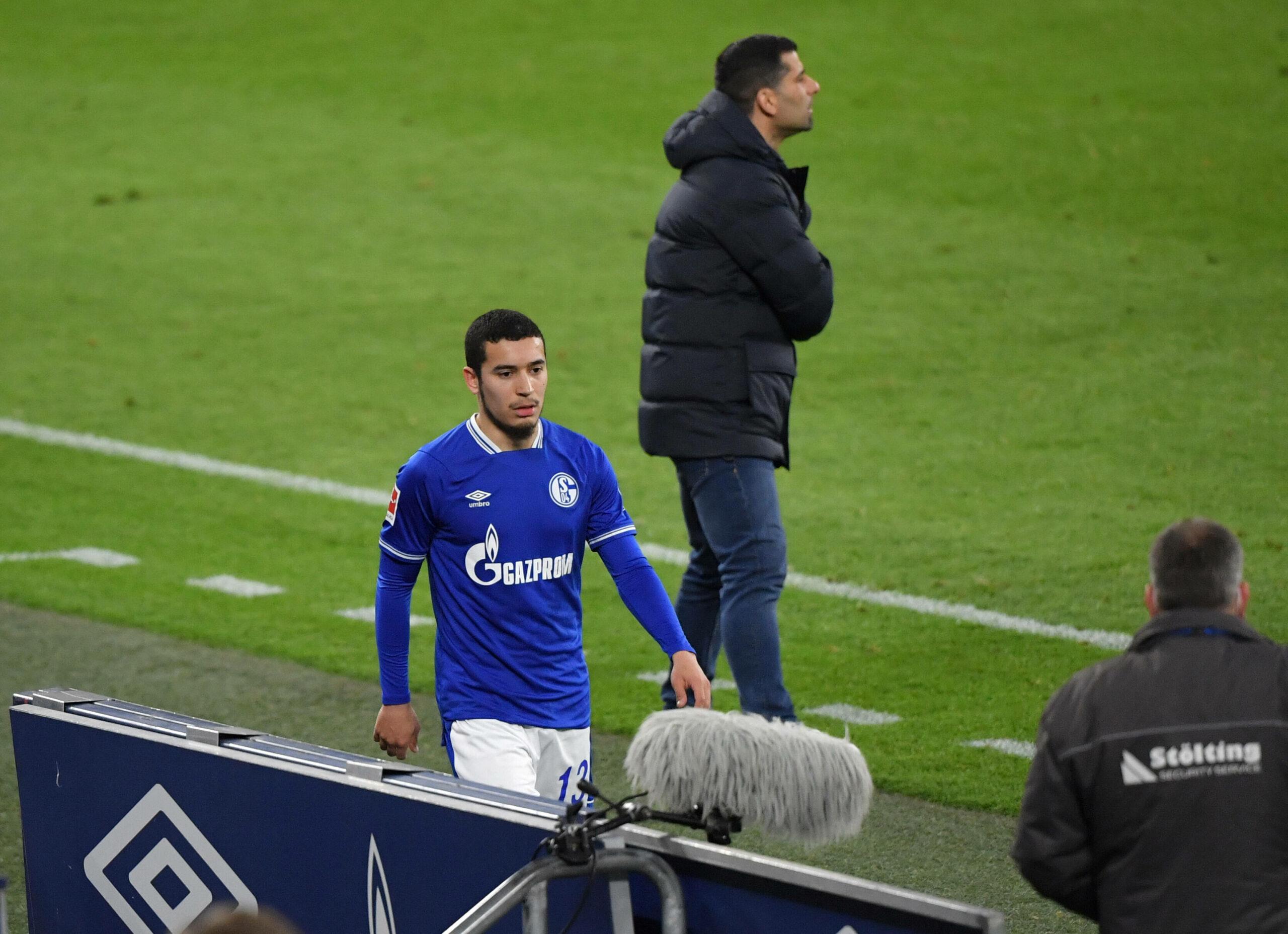 Schalke William Kreuzbandriss Wolfsburg