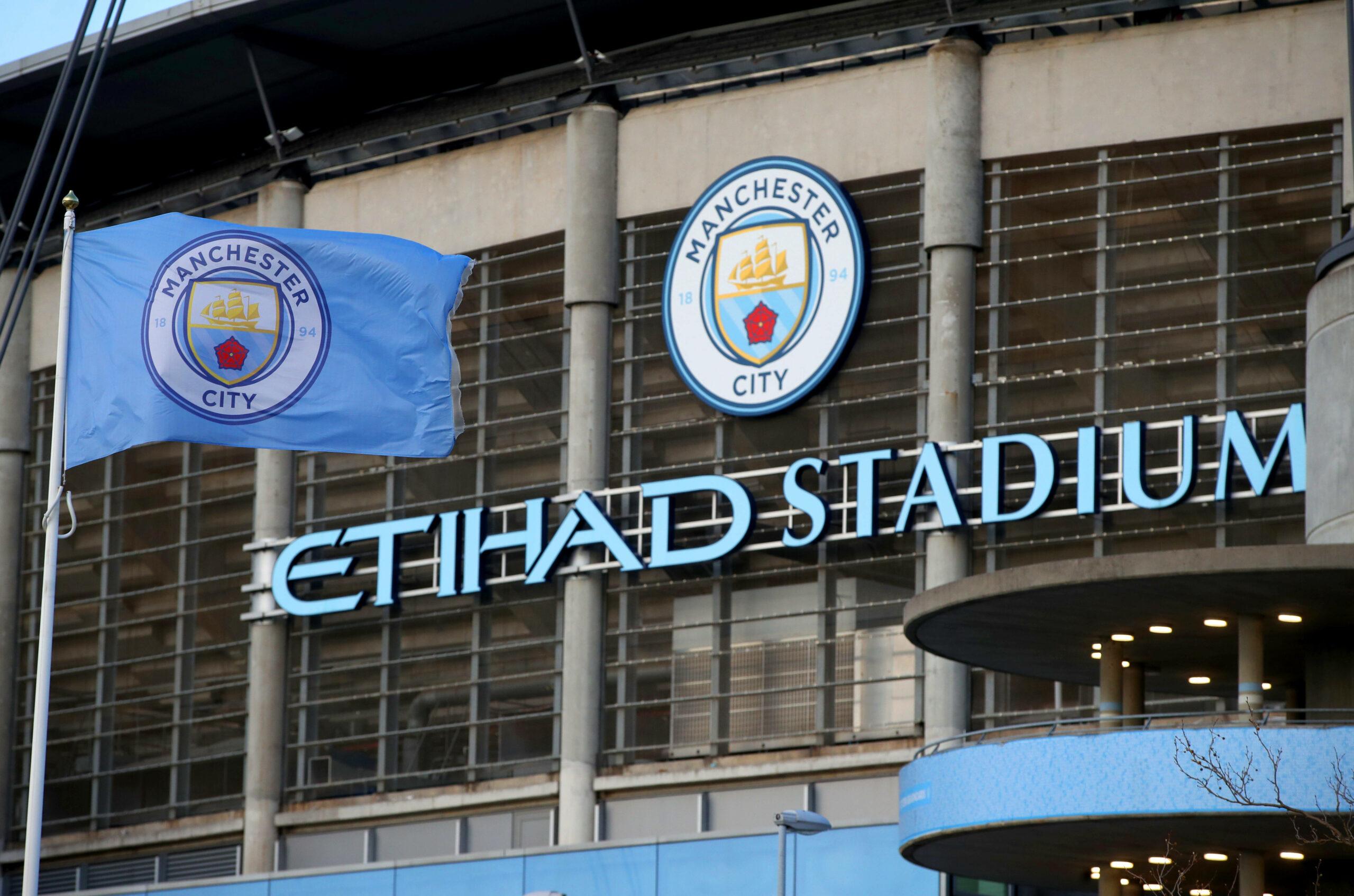 Etihad Stadium ManCity