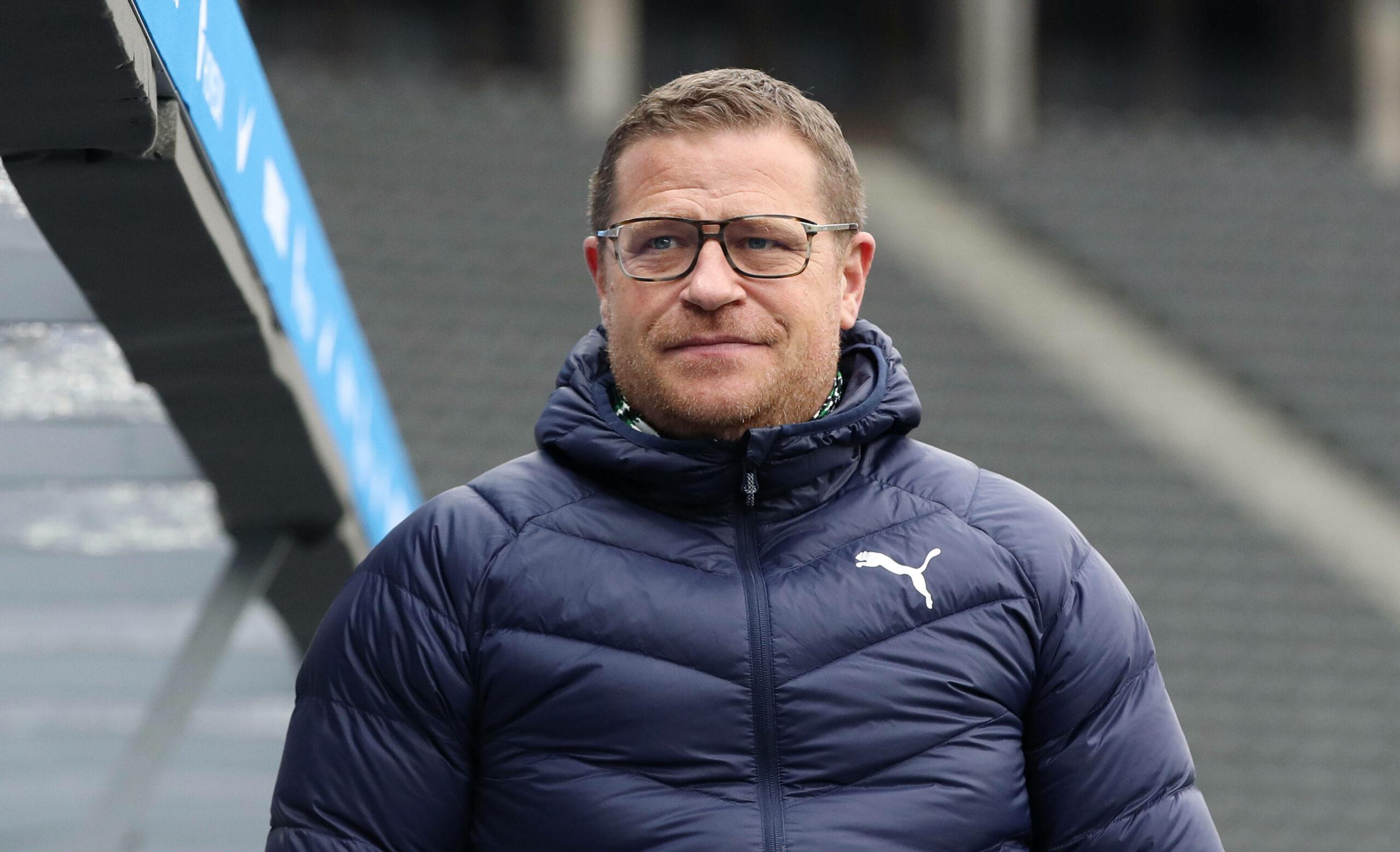 Mönchengladbach Eberl Transfer