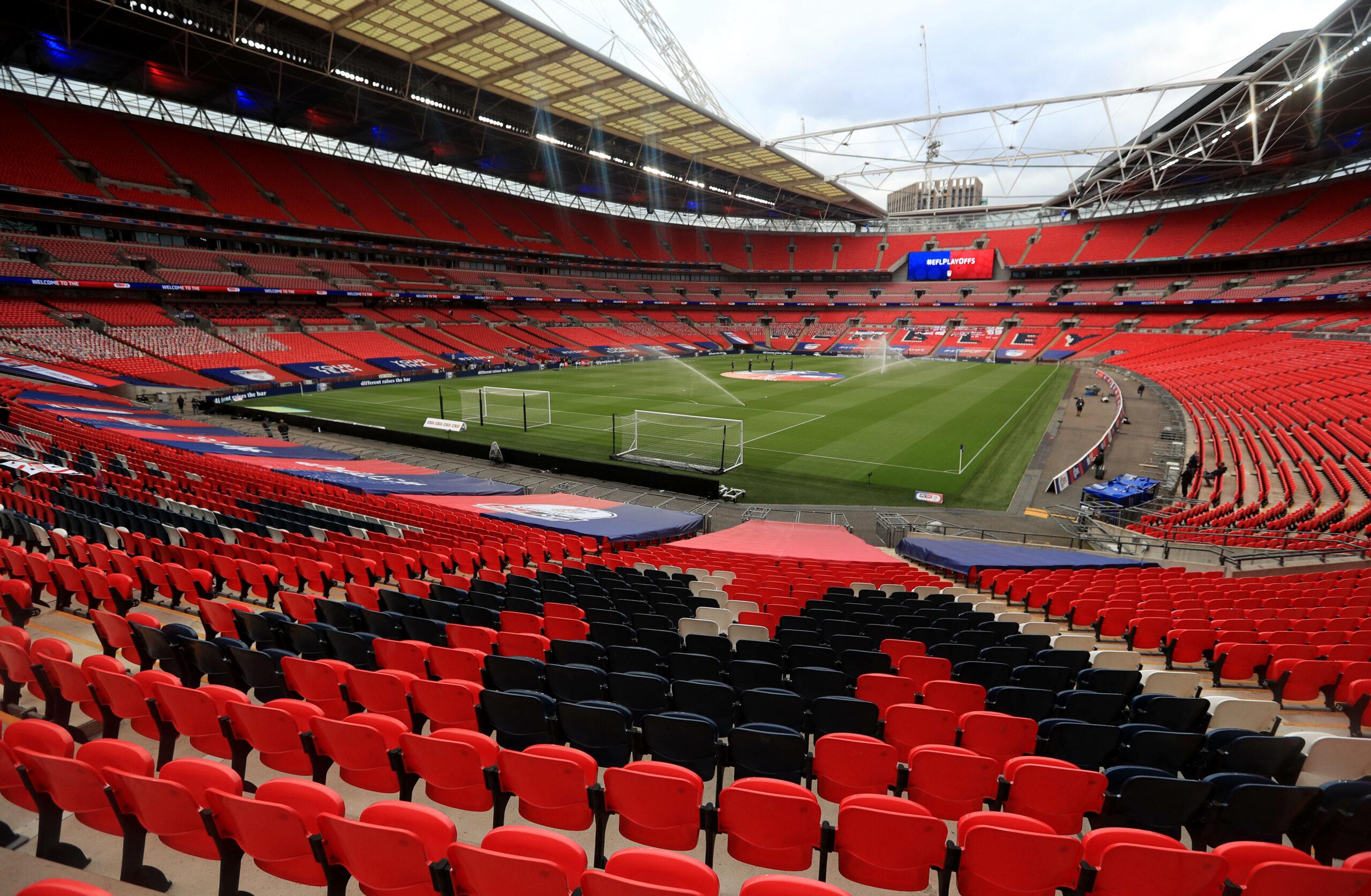 EM 2021 Wembley
