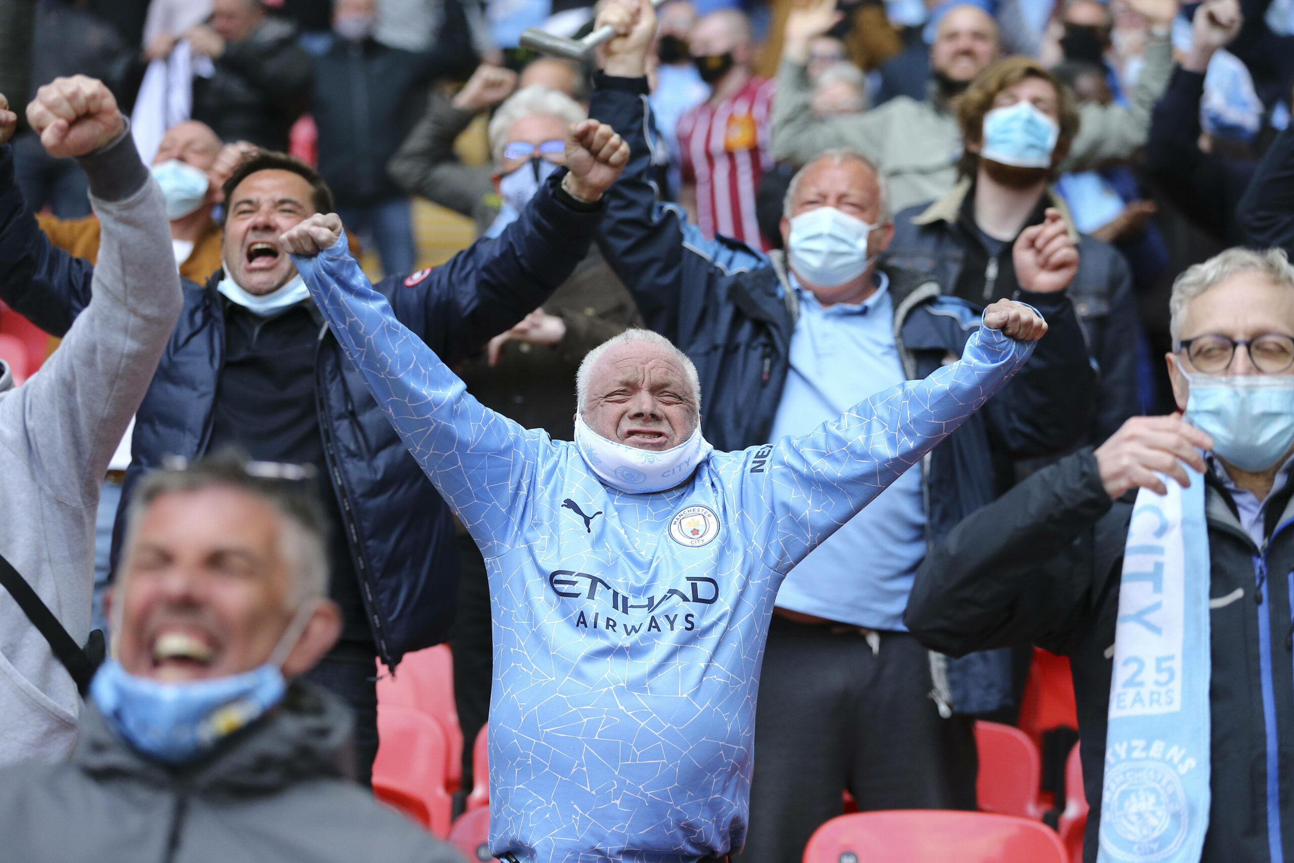 Premier League Fans Stadien