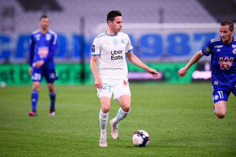 Olympique Marseille: Offensivspieler Thauvin wechselt nach Mexiko