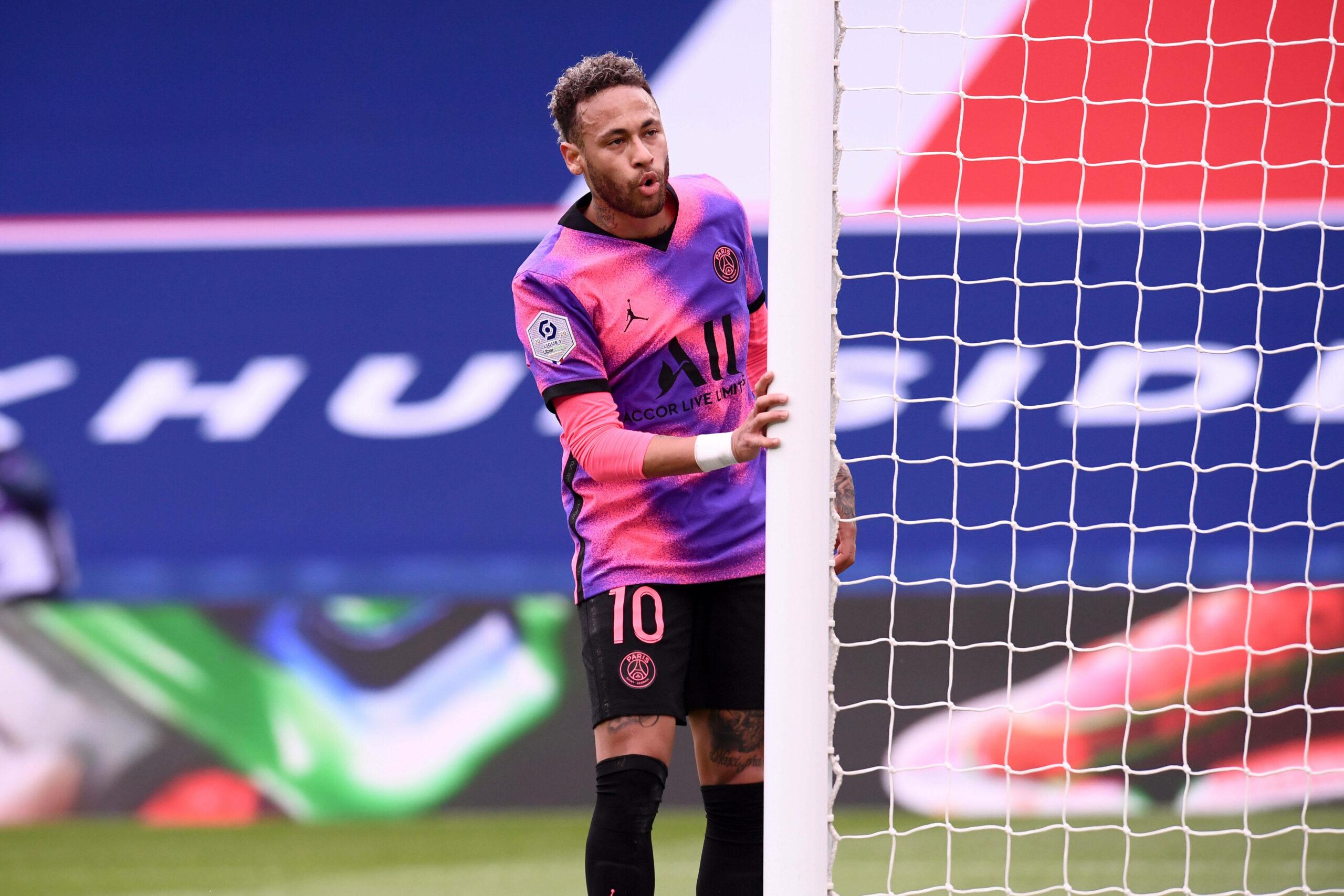 Neymar in der Ligue 1 (PSG)