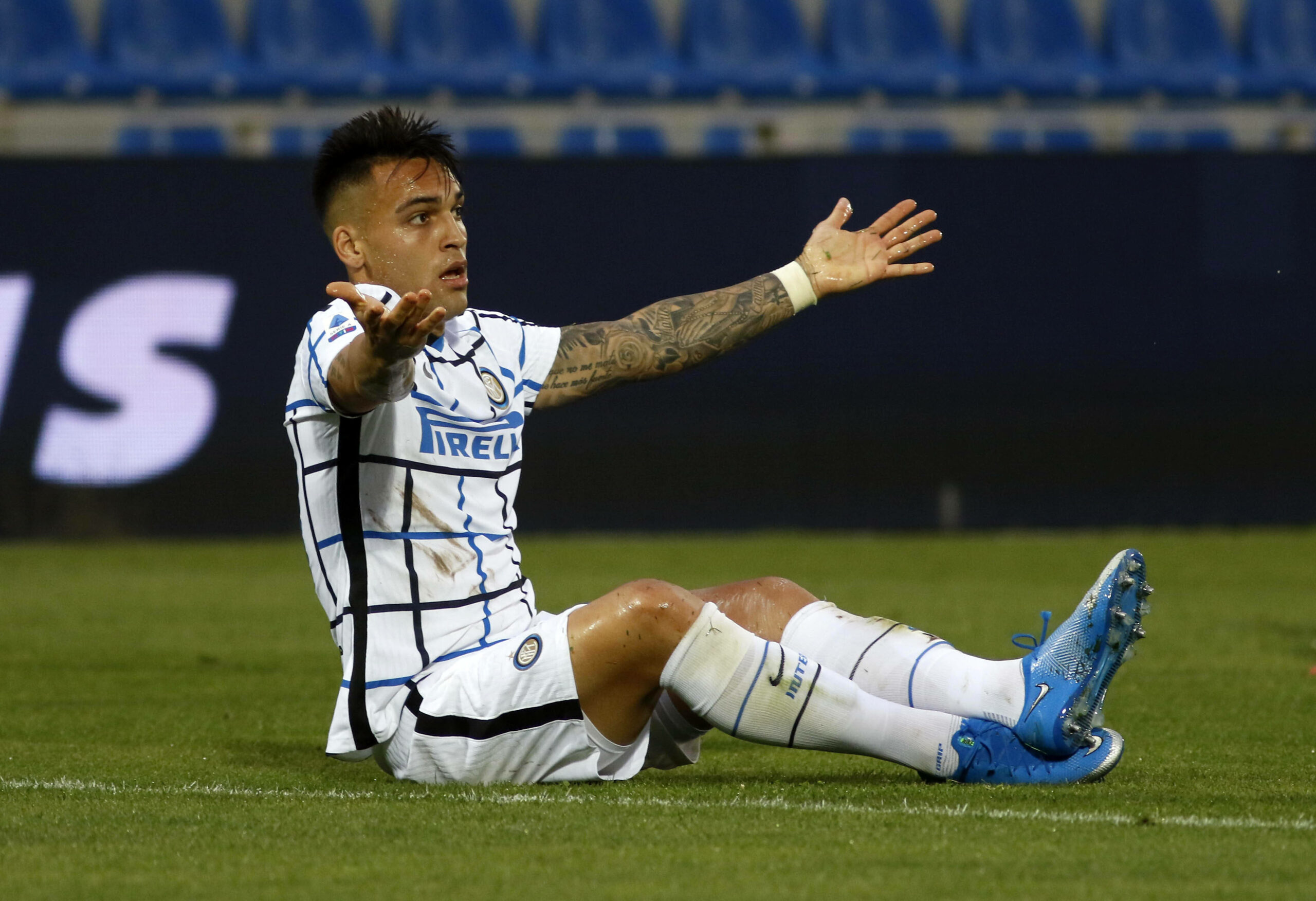 Lautaro Martínez (Inter) gegen Crotone