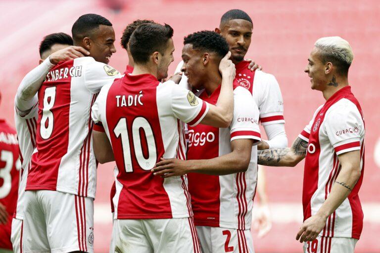 Eredivisie | Ajax Amsterdam ist Meister!