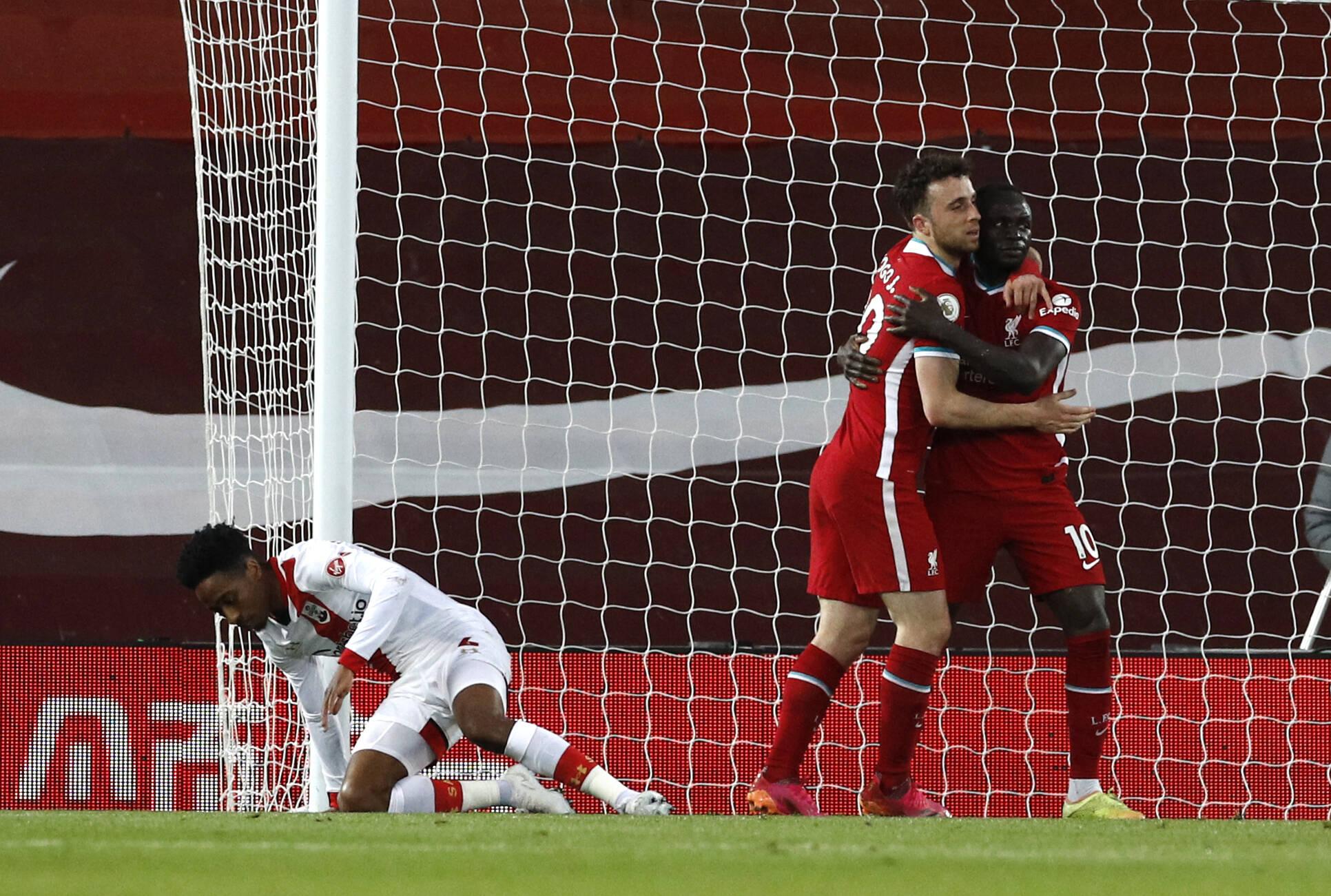 FC Liverpool FC Southampton