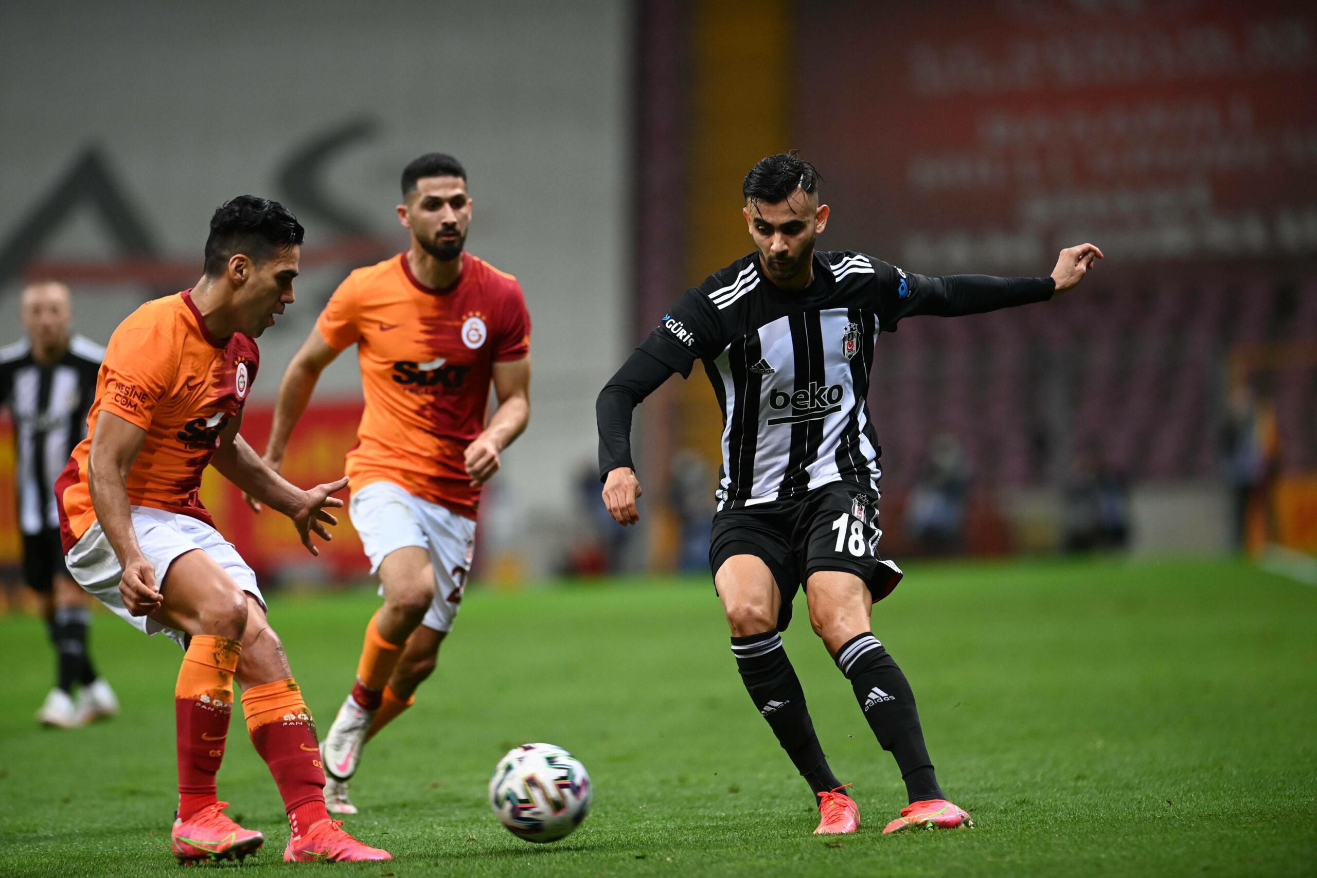 Besiktas Galatasaray Fenerbahce Istanbul