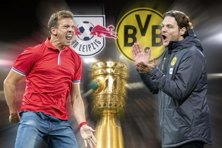 Leipzig vs Dortmund: Youngster-Duell um den großen Titel