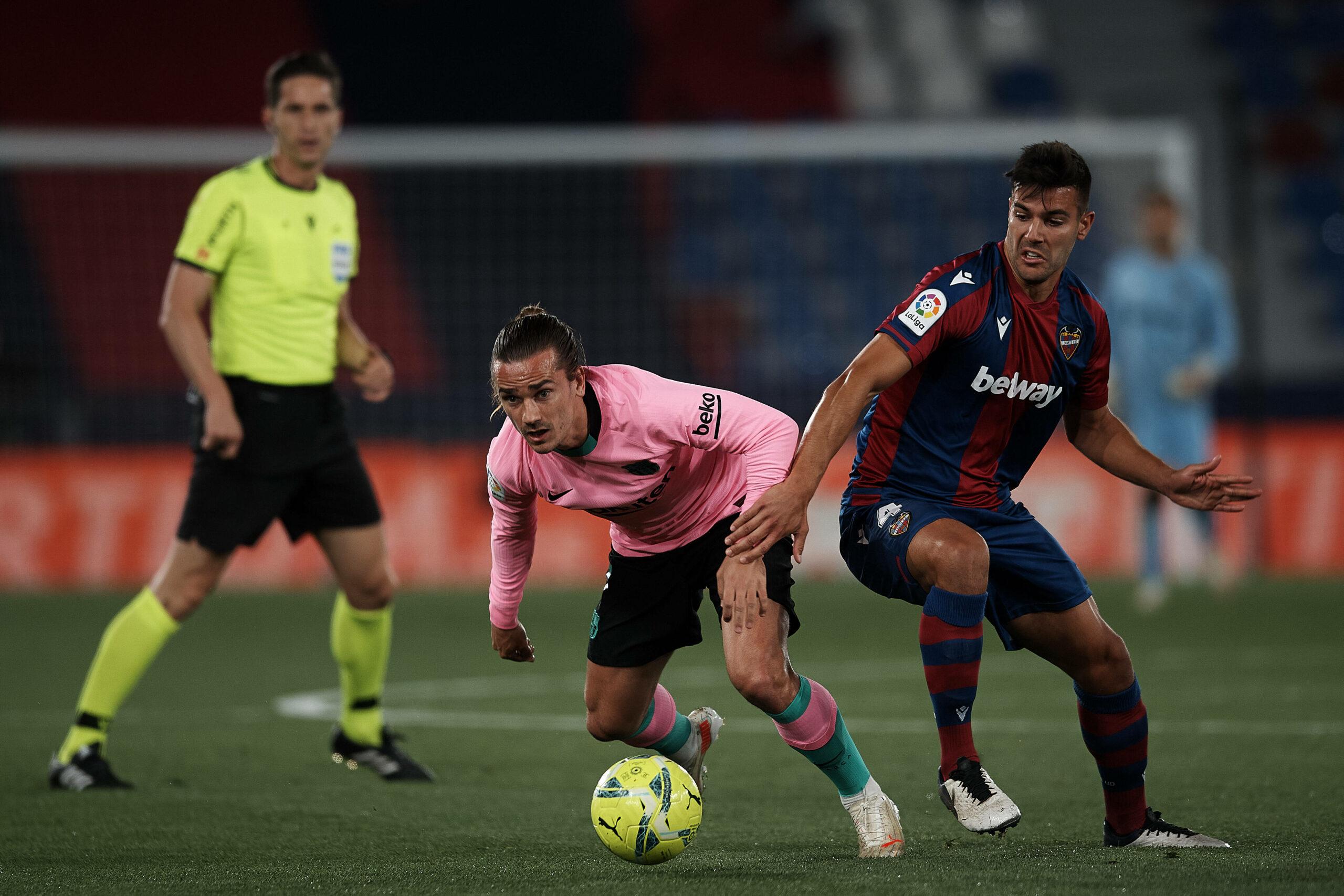 UD Levante FC Barcelona